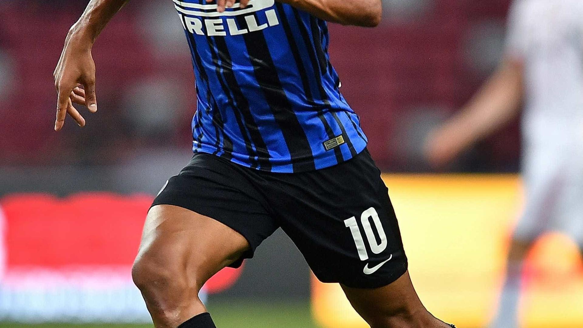 Inter dá João Mário para ter Draxler