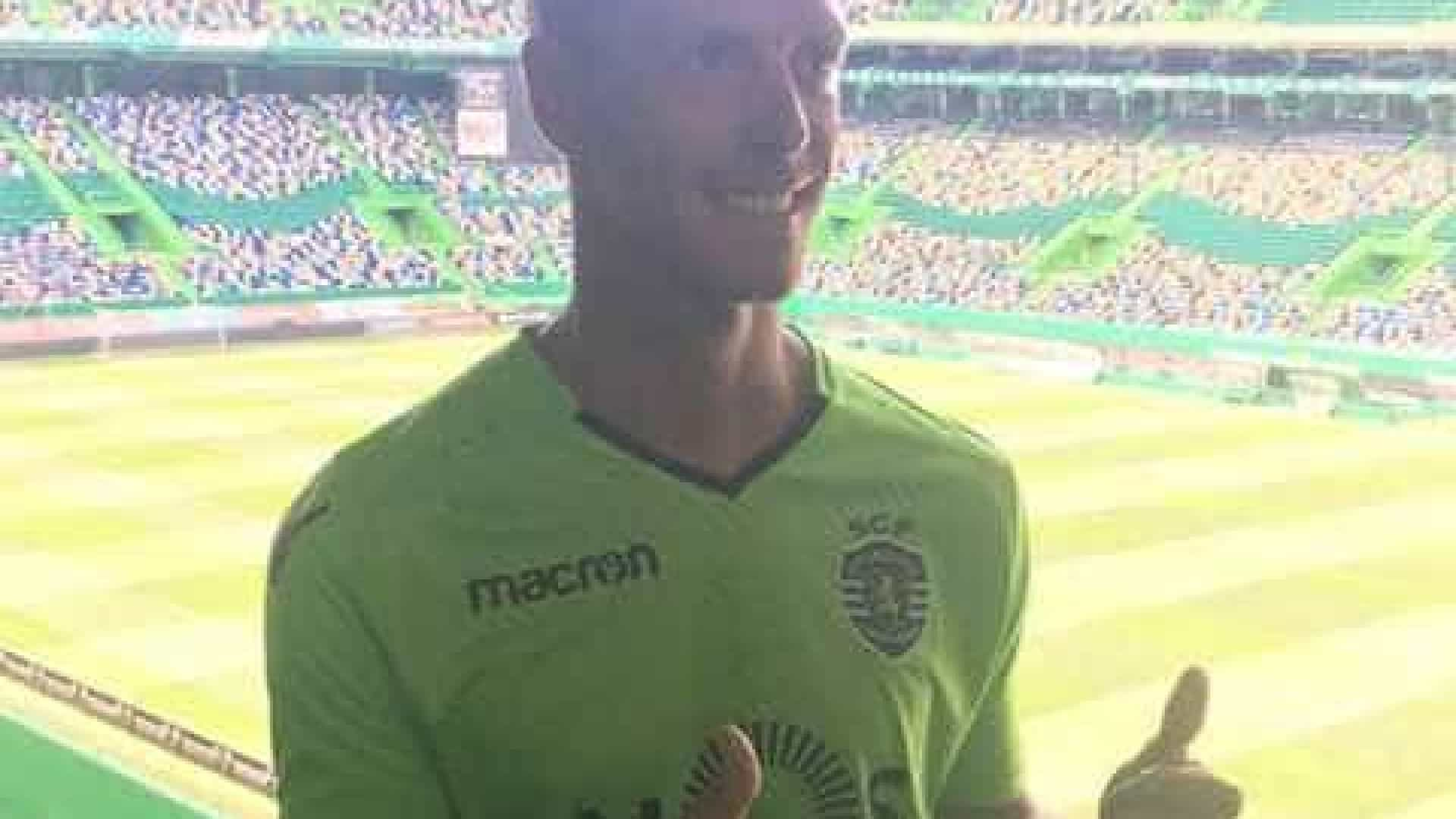 Salin está em Lisboa para assinar, Beto sai para o Goztepe — Sporting