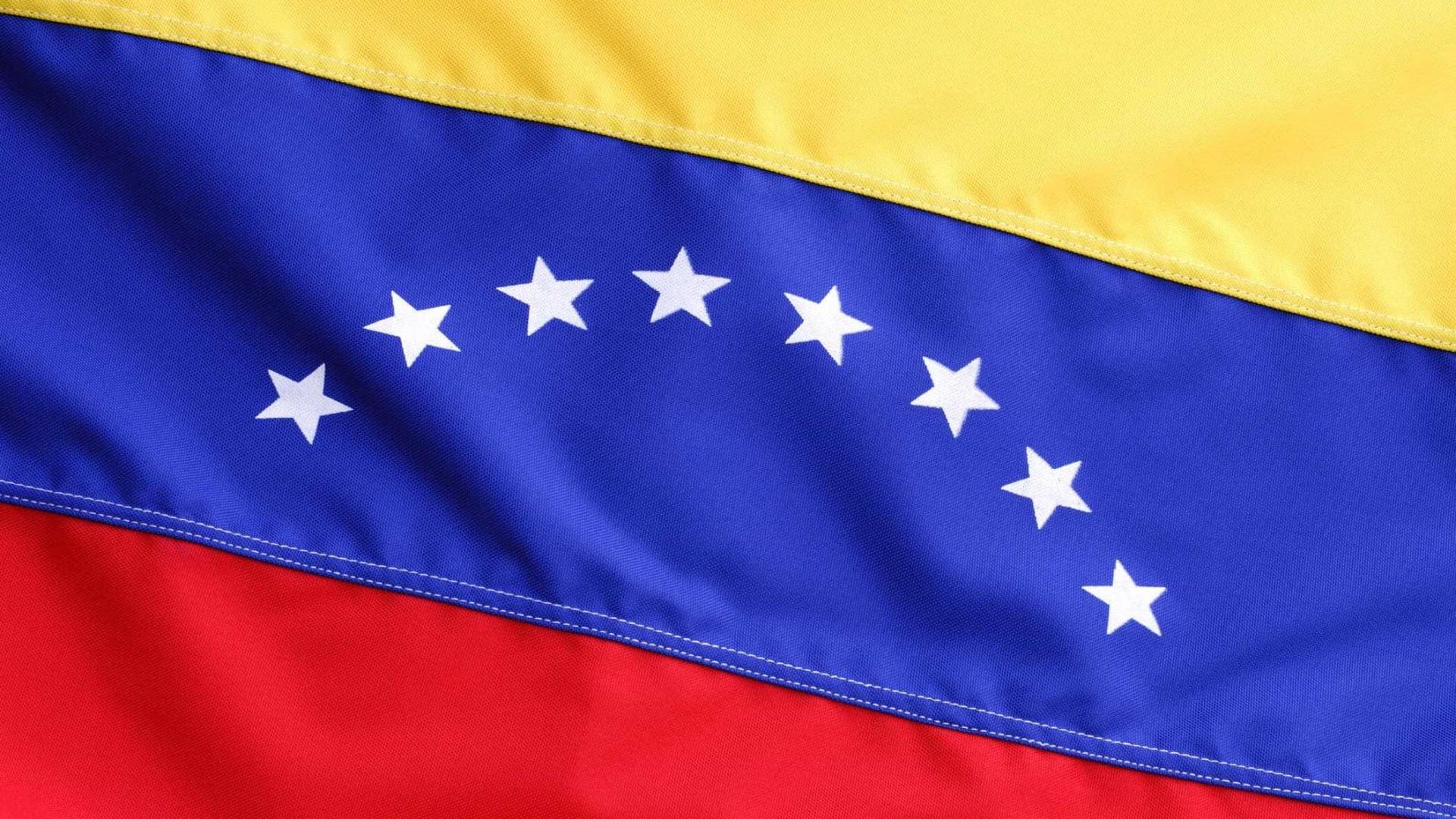 Doentes crónicos protestaram em Caracas pela falta de medicamentos