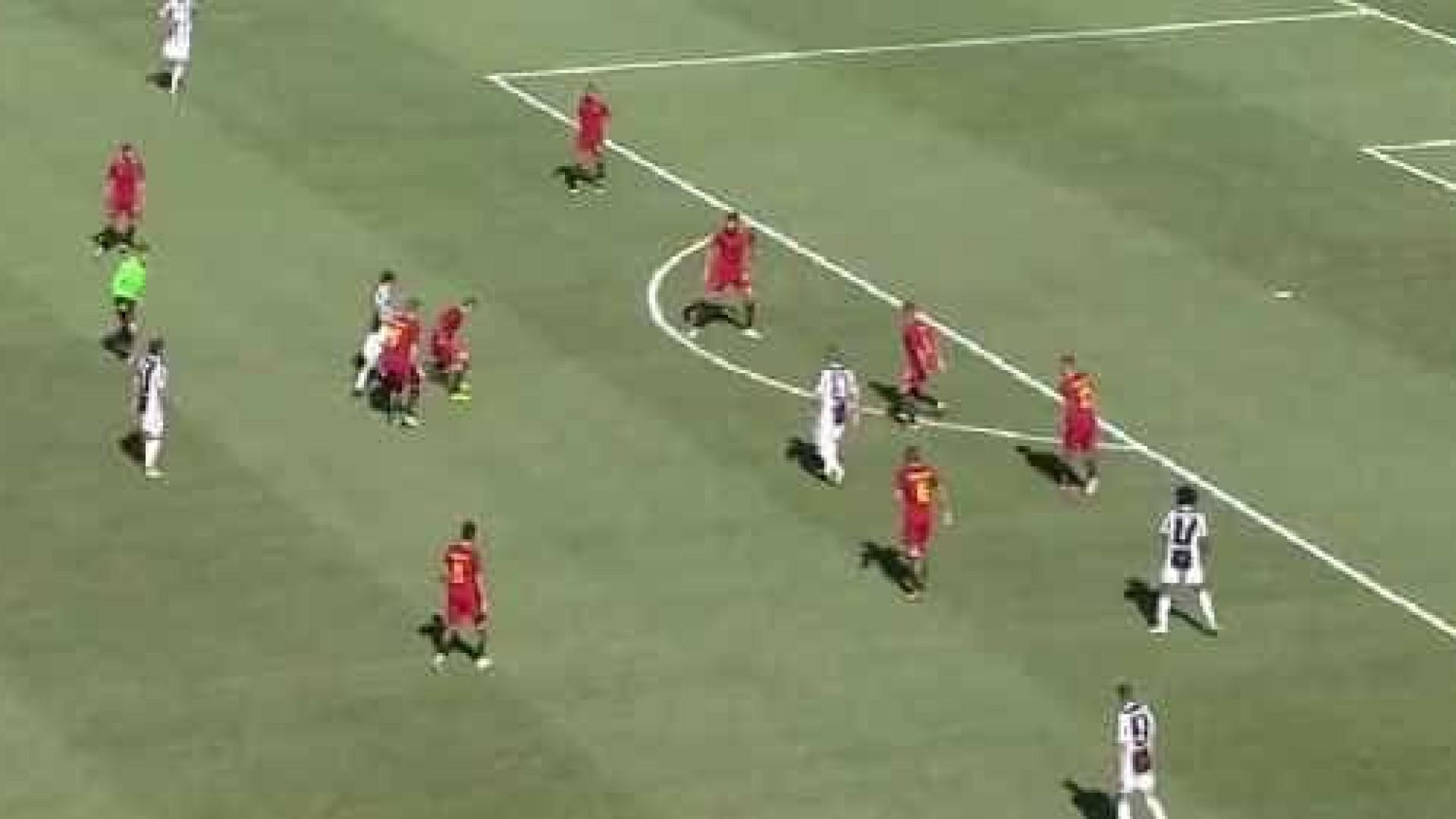 Dybala fez isto e Nainggolan ainda deve estar à procura da bola