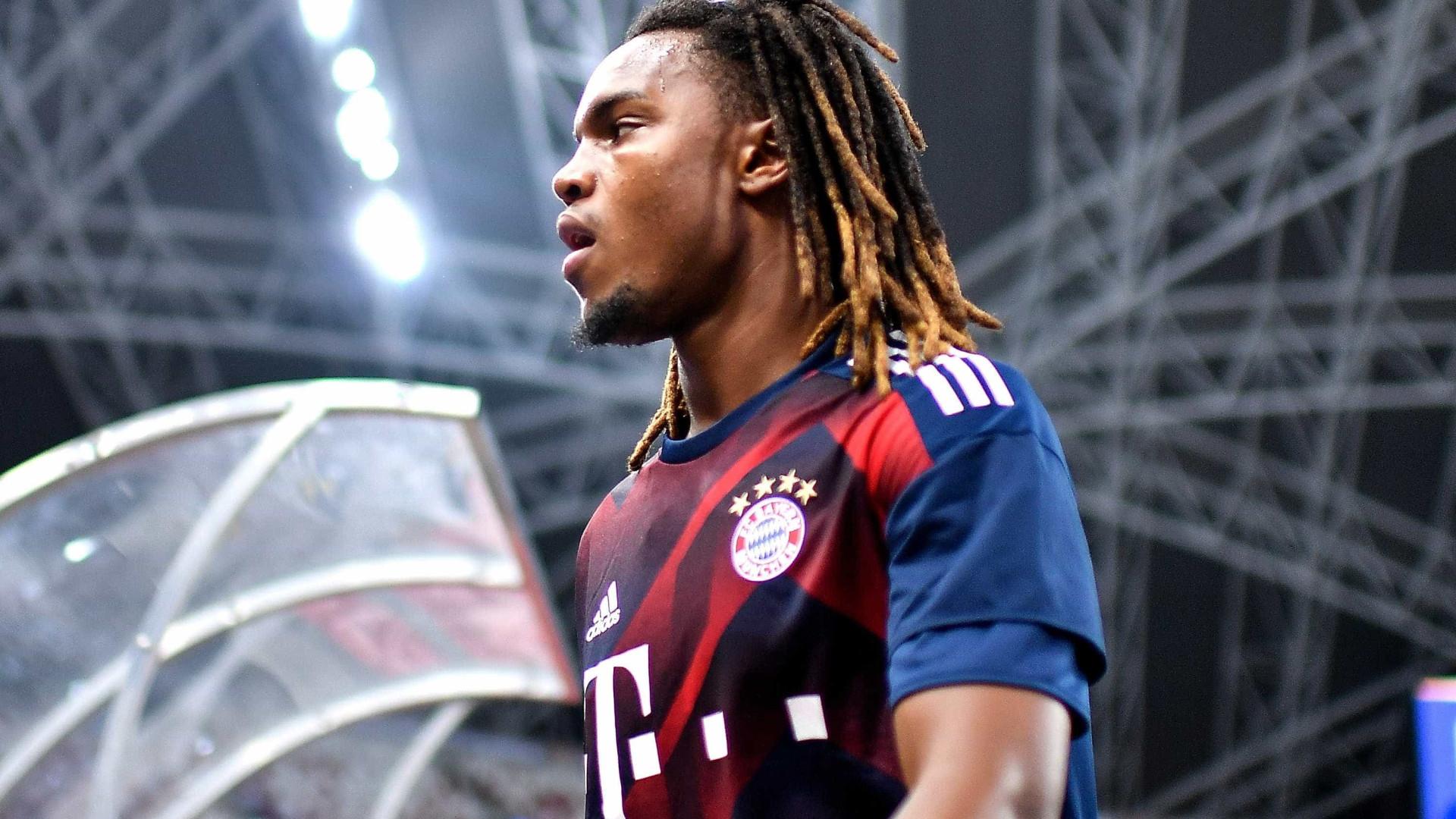 """Renato Sanches parece um corpo estranho no Bayern Munique"""