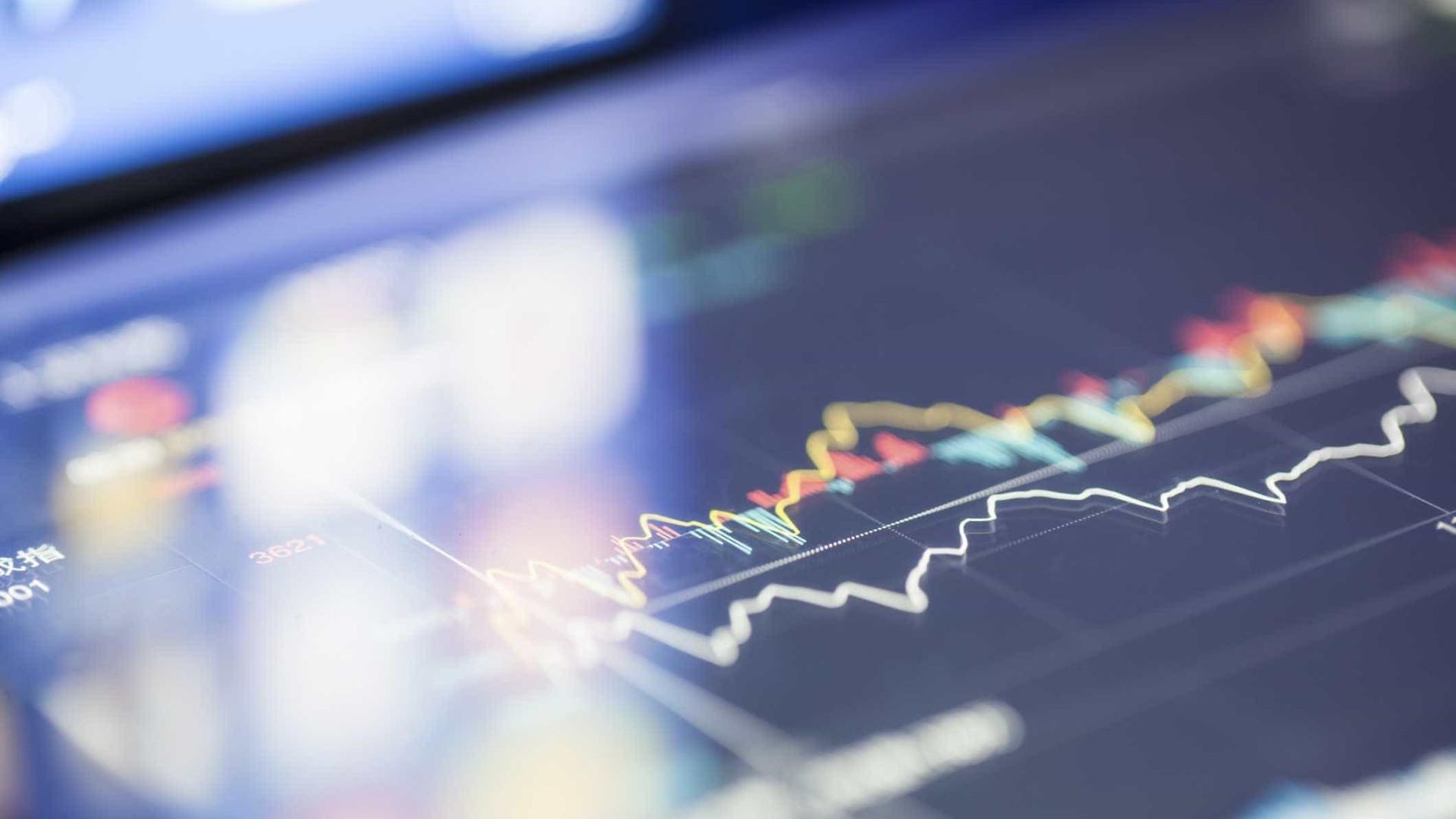 Bolsa de Lisboa em baixa com Corticeira Amorim a cair 1,39%