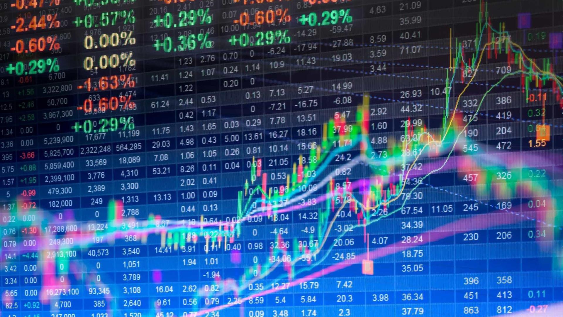 Bolsas europeias em alta à espera de inflação dos Estados Unidos