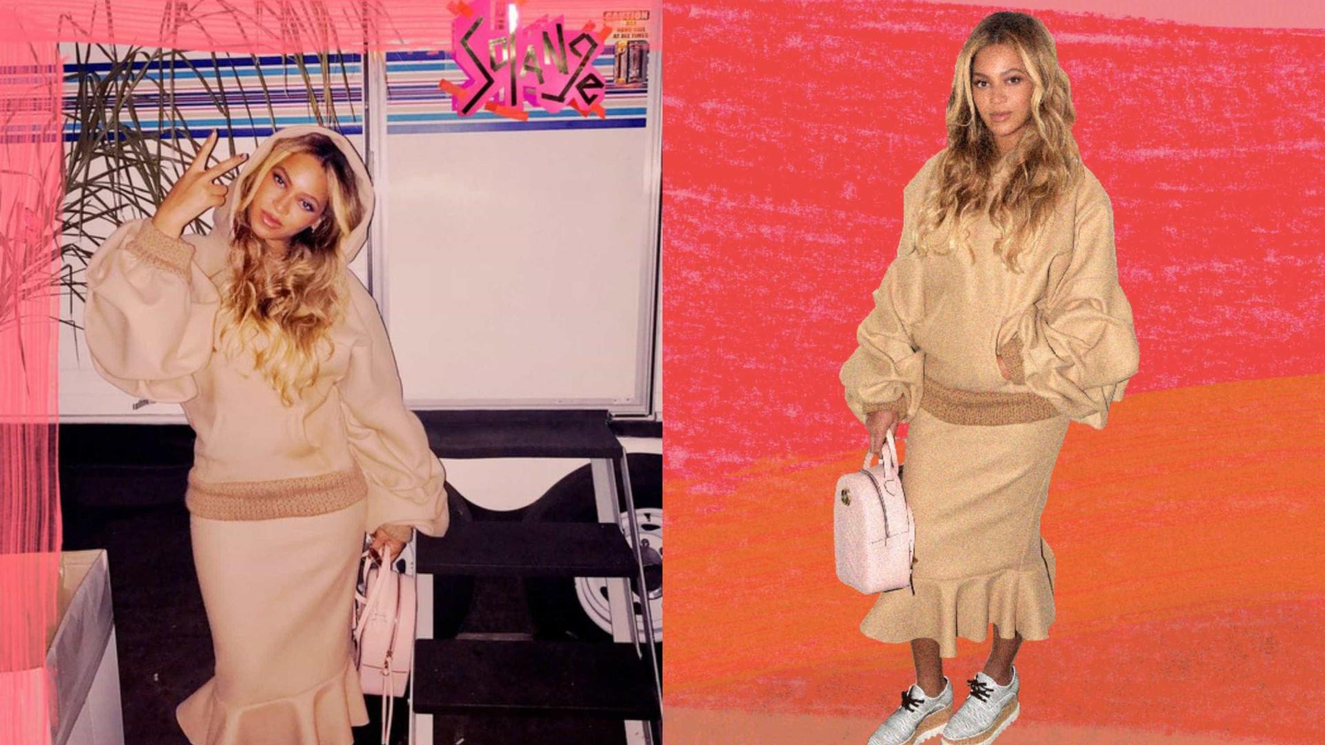 Beyoncé exibe boa forma um mês depois do nascimento dos gémeos