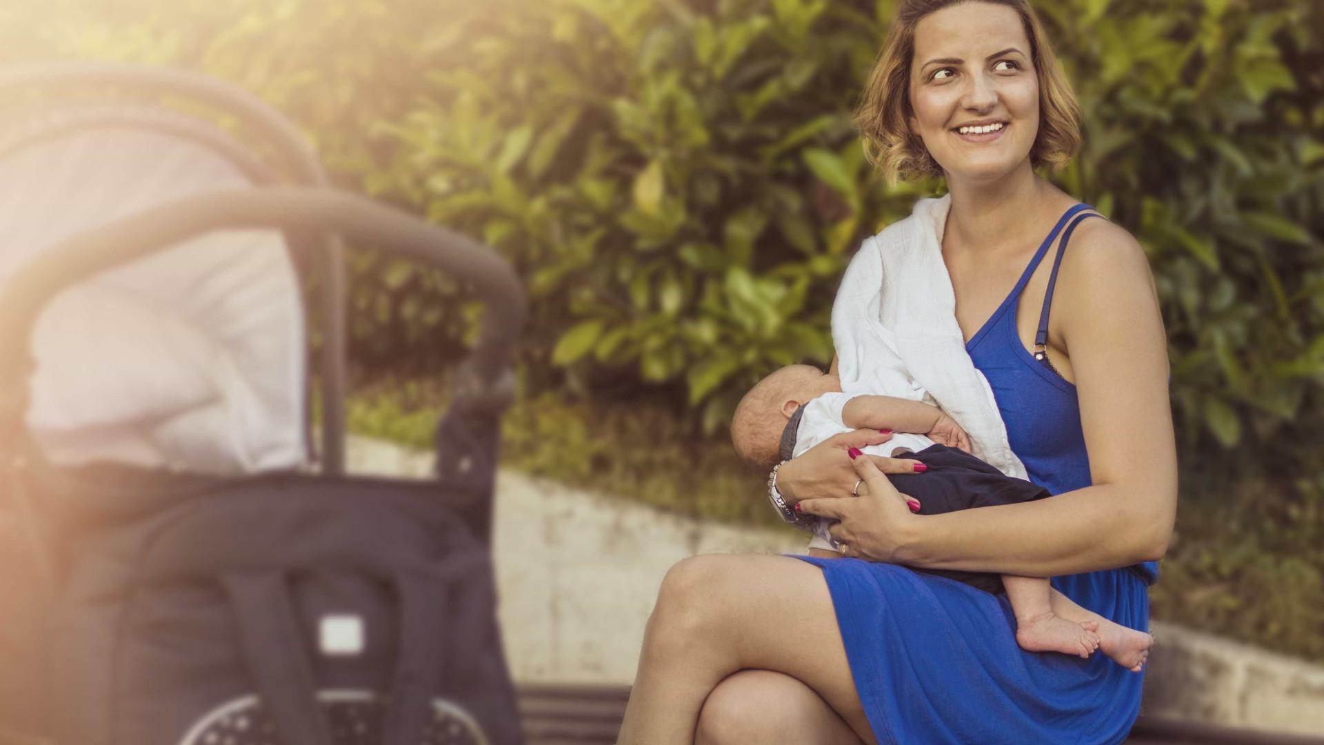 Semana Mundial do Aleitamento Materno. Falemos de todos os benefícios