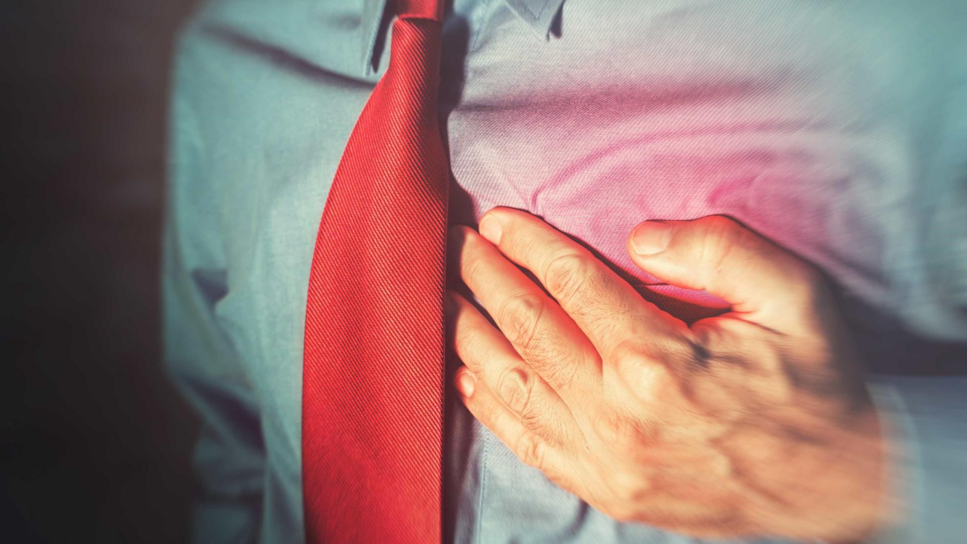 Risco de doença cardiovascular dispara depois de pneumonia ou sepsis