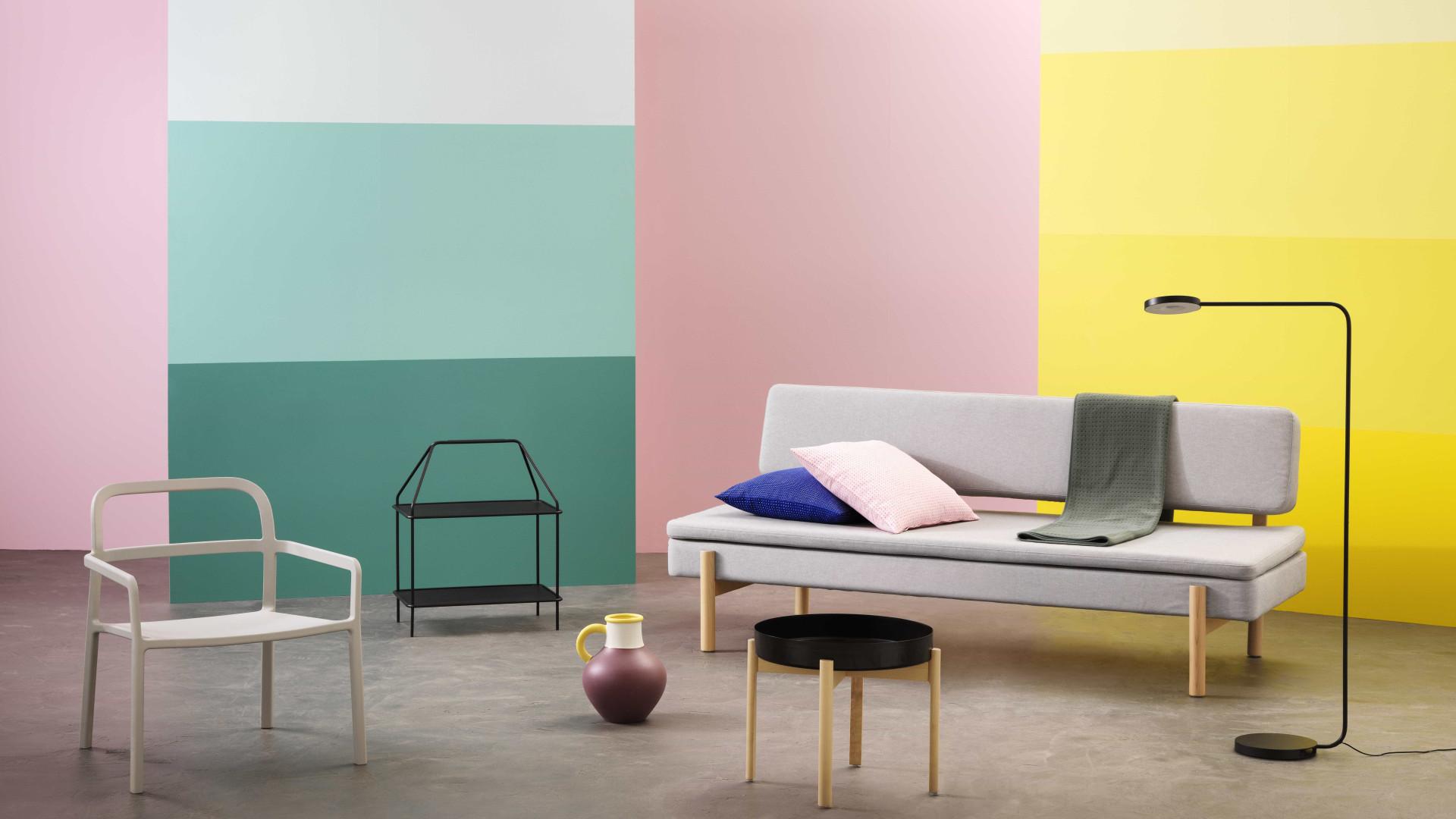 Mais espaço e icónicos mais baratos. As apostas da Ikea para 2018