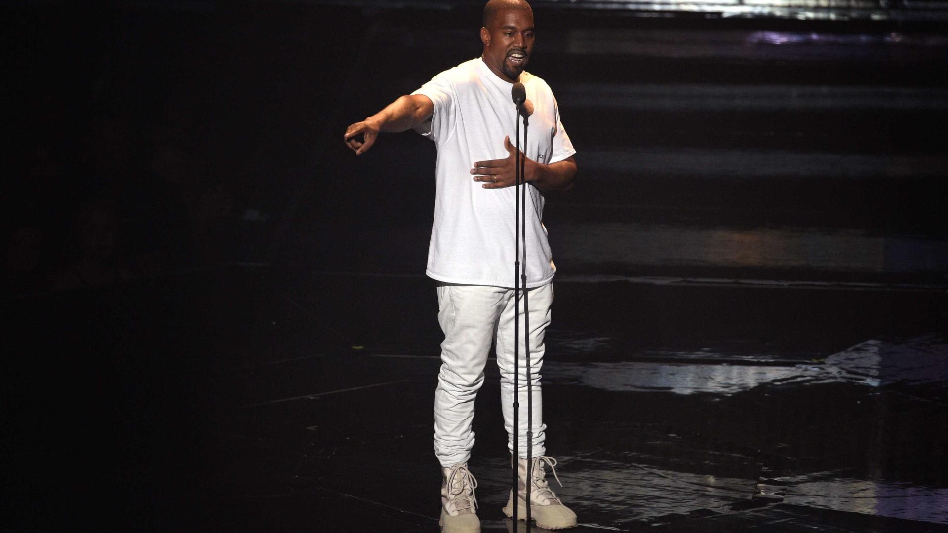 Kanye West em mais um processo de tribunal. Desta vez exige 10 milhões
