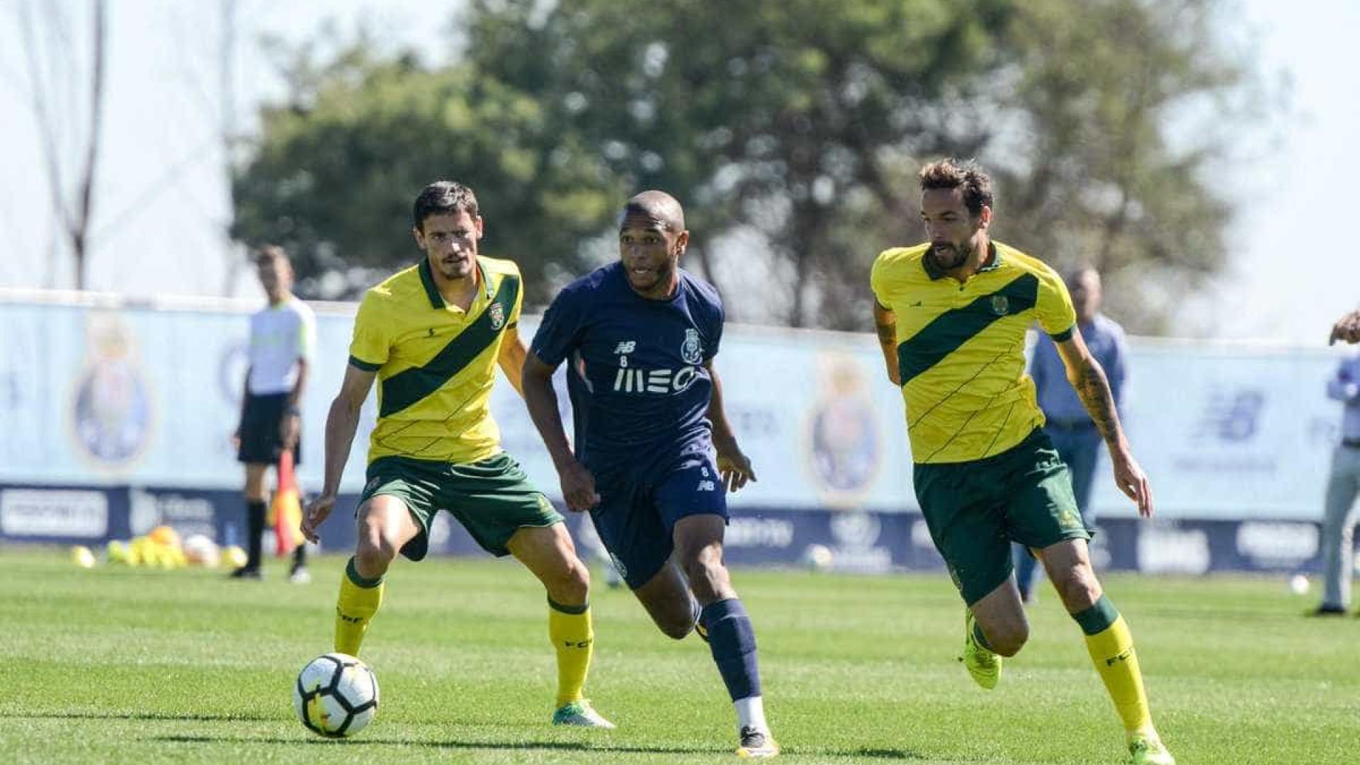 Dragões derrotam P. Ferreira em jogo treino horas antes do Gil Vicente