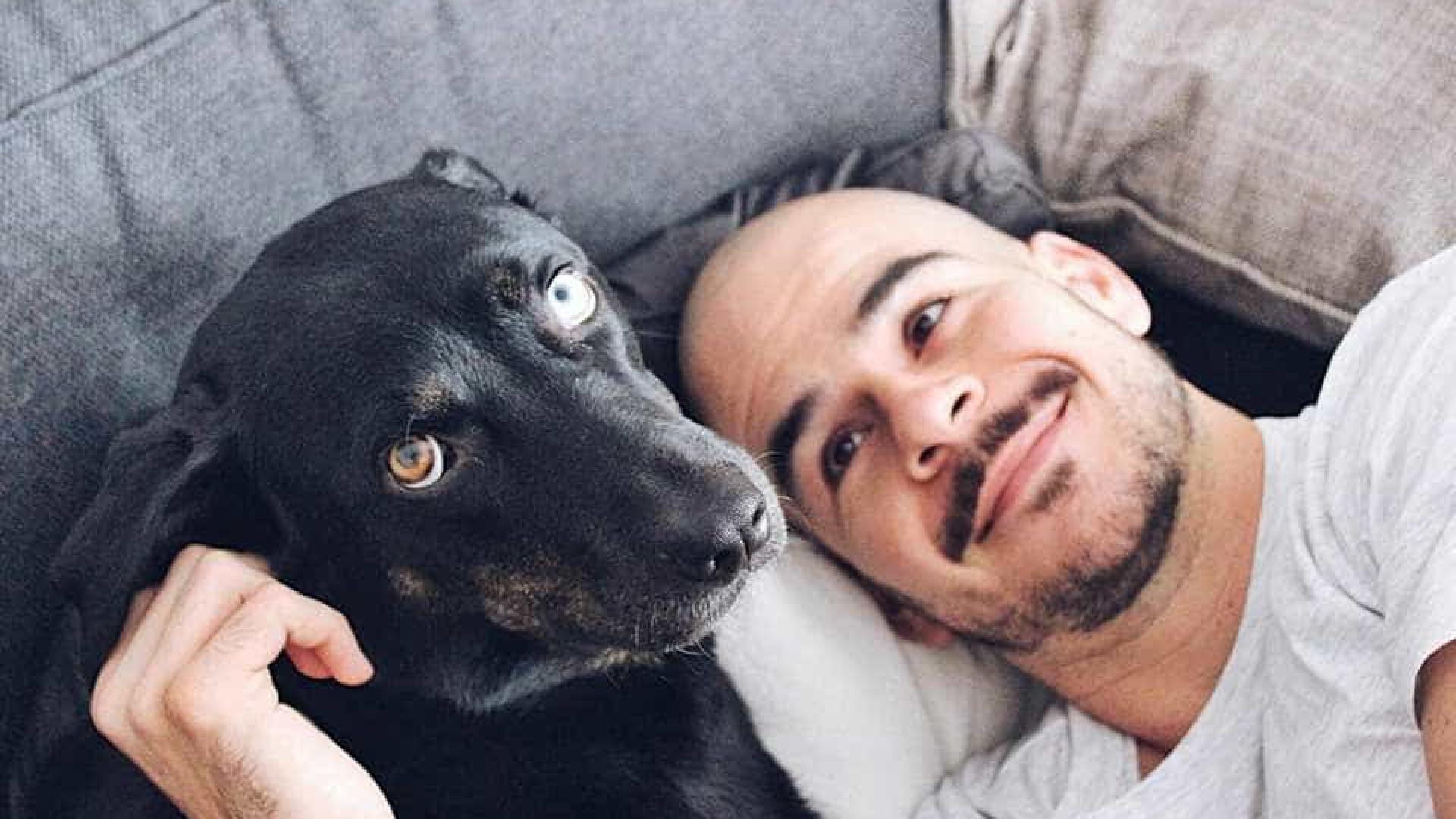 """Luís Franco-Bastos alerta: """"Um cão não é um brinquedo para selfies"""""""