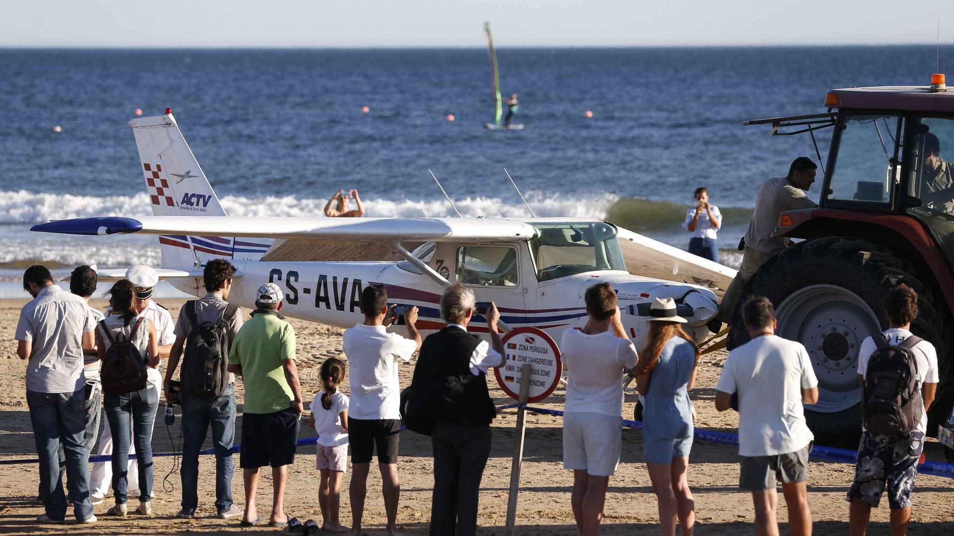 """""""A aeronave que mudou a minha vida"""". Relato de uma mãe que lá esteve"""