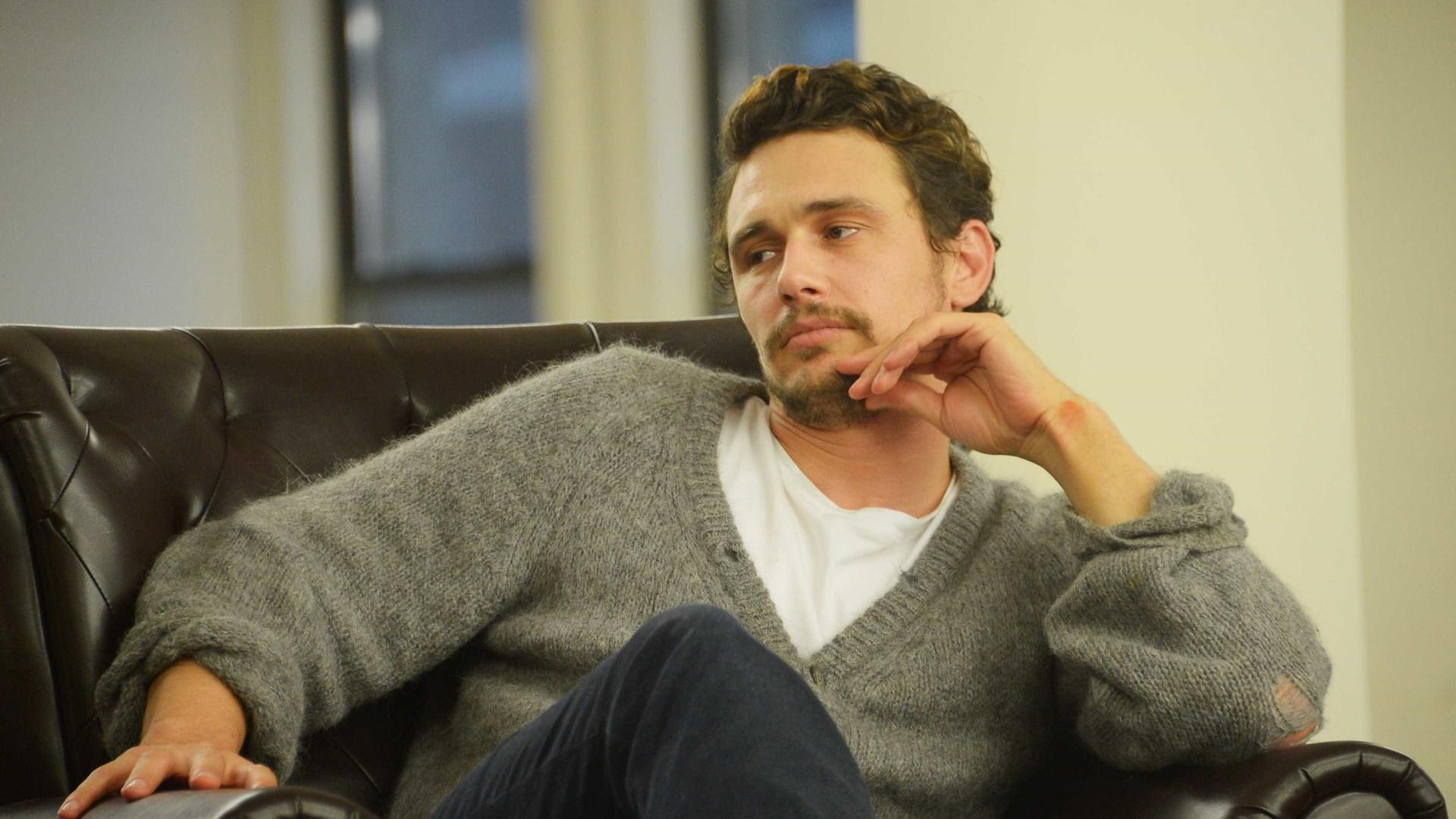Universidades afirmam que não há queixas contra James Franco