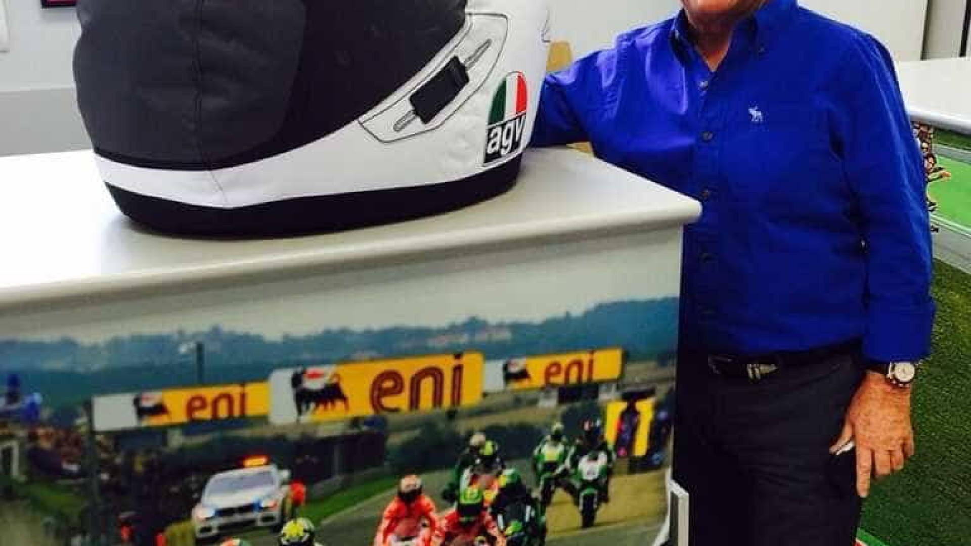 Ángel Nieto, ex-piloto, morre aos 70 anos