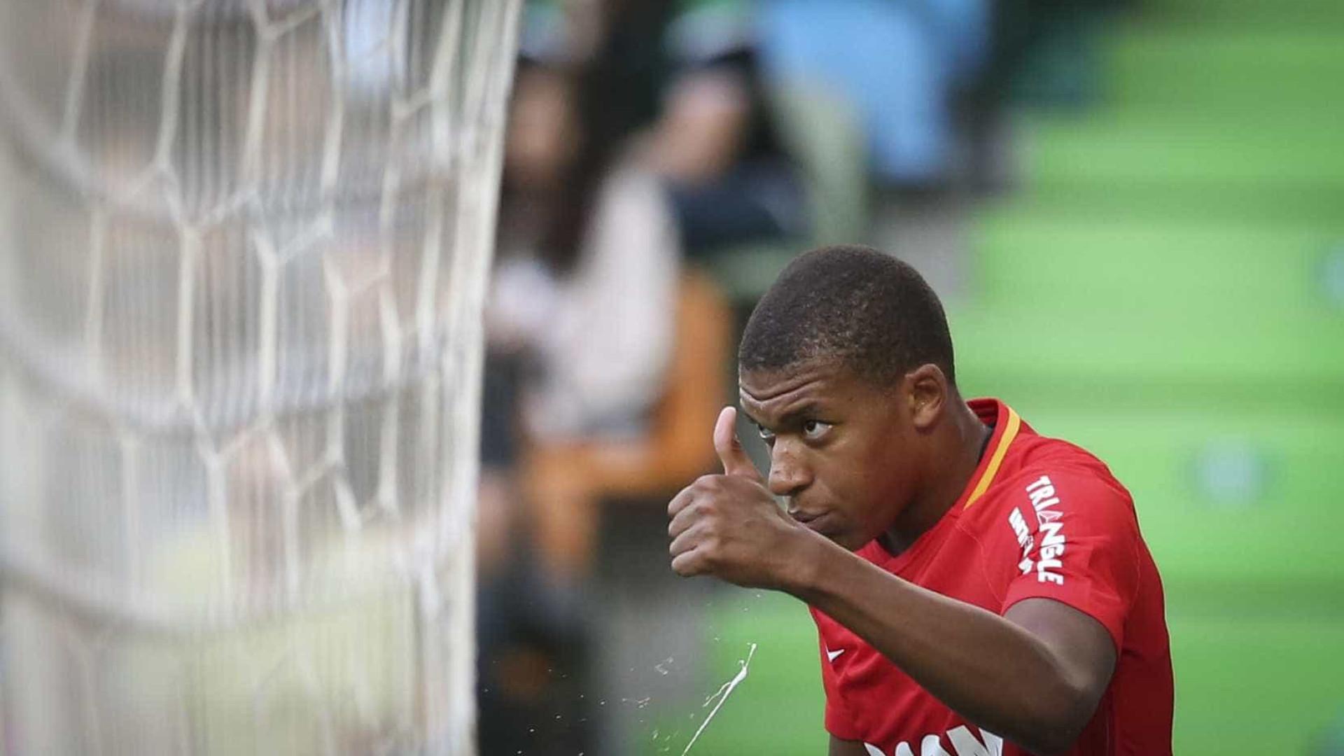 PSG está disposto a pagar mais de 222 milhões de euros por Mbappé