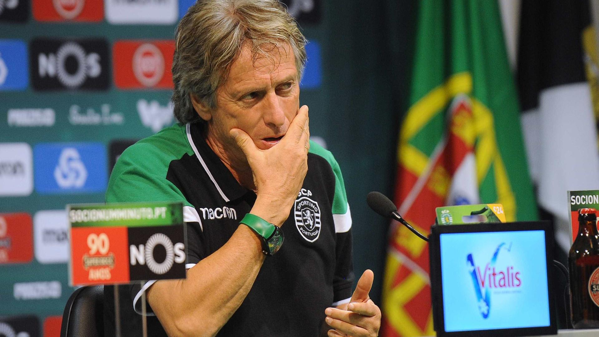 Sporting: Os onzes do V.Guimarães