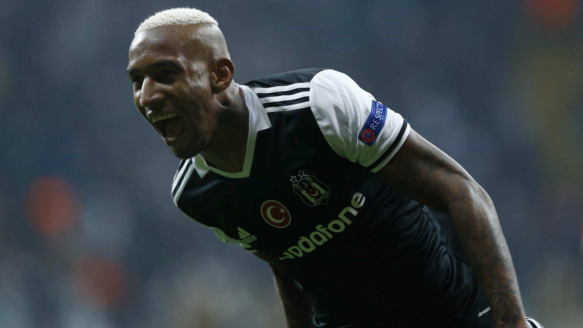 Ultimato pode devolver Talisca ao Benfica