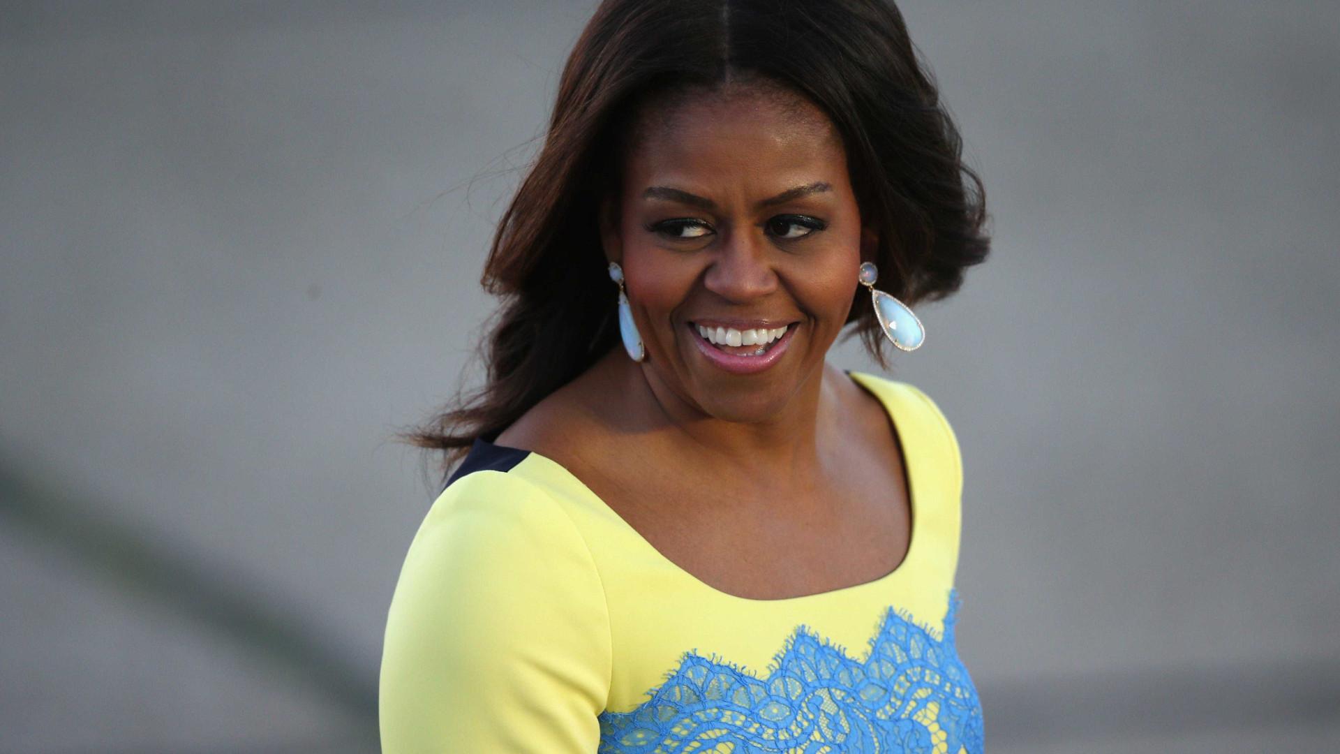 Michelle Obama deixa conselho a Meghan Markle