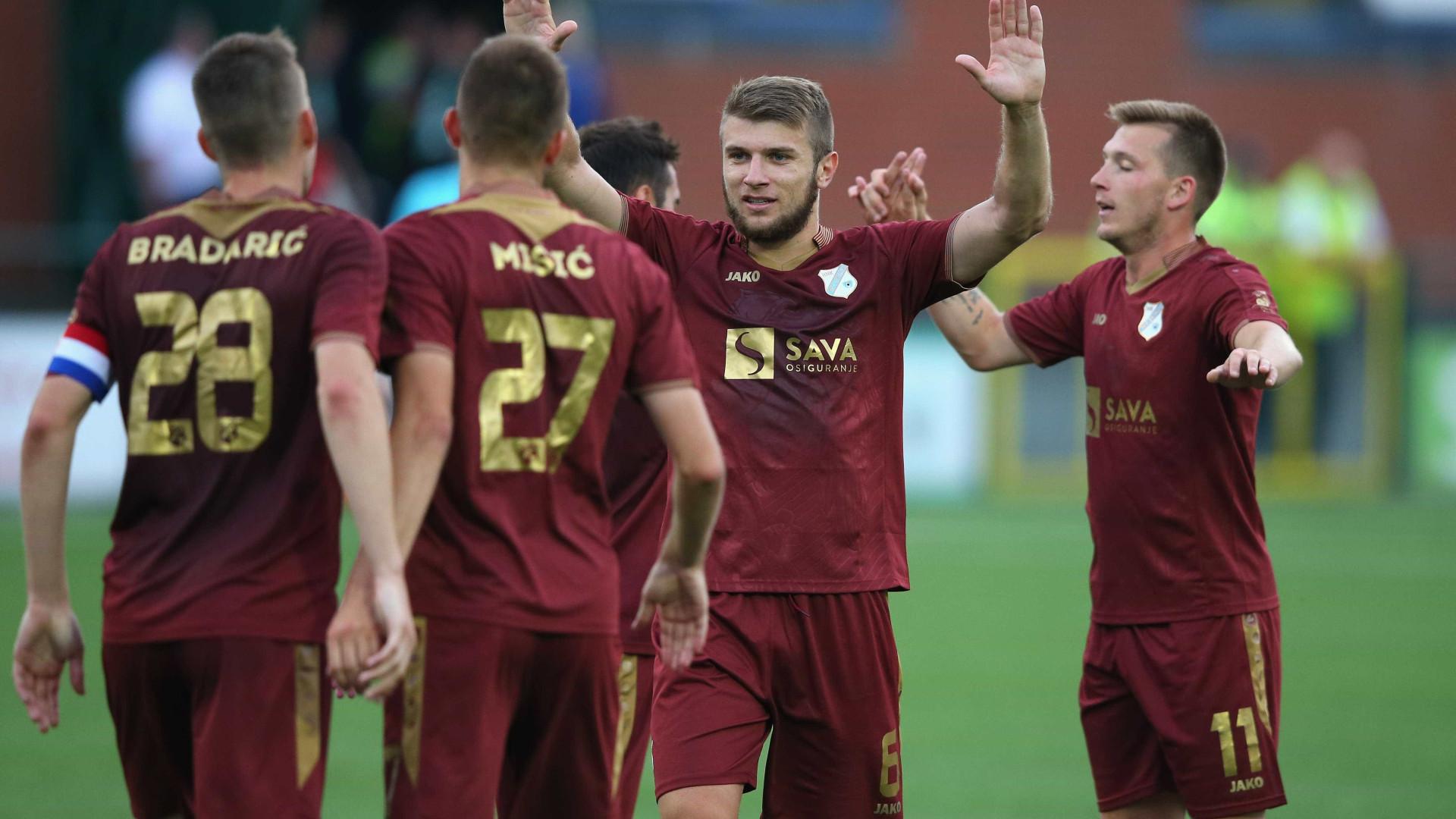 Stefan Ristovski é o novo reforço dos leões — Oficial