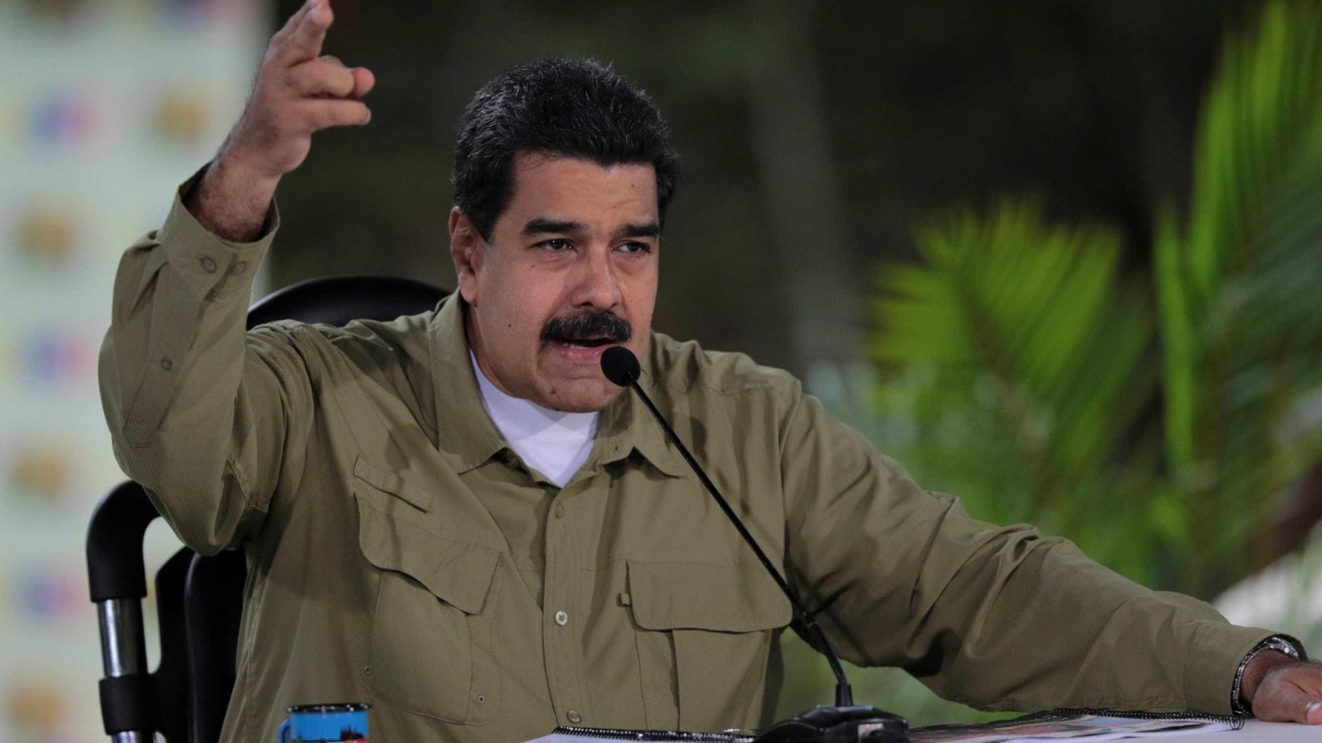 """Constituinte manifesta apoio a Maduro face a """"ameaças infames"""" de Trump"""