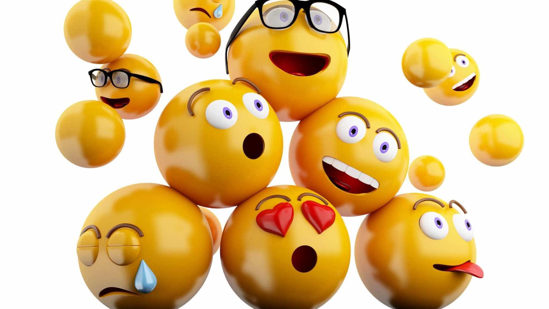 Hoje é Dia Mundial do Emoji e o Facebook diz-lhe quais são os mais usados