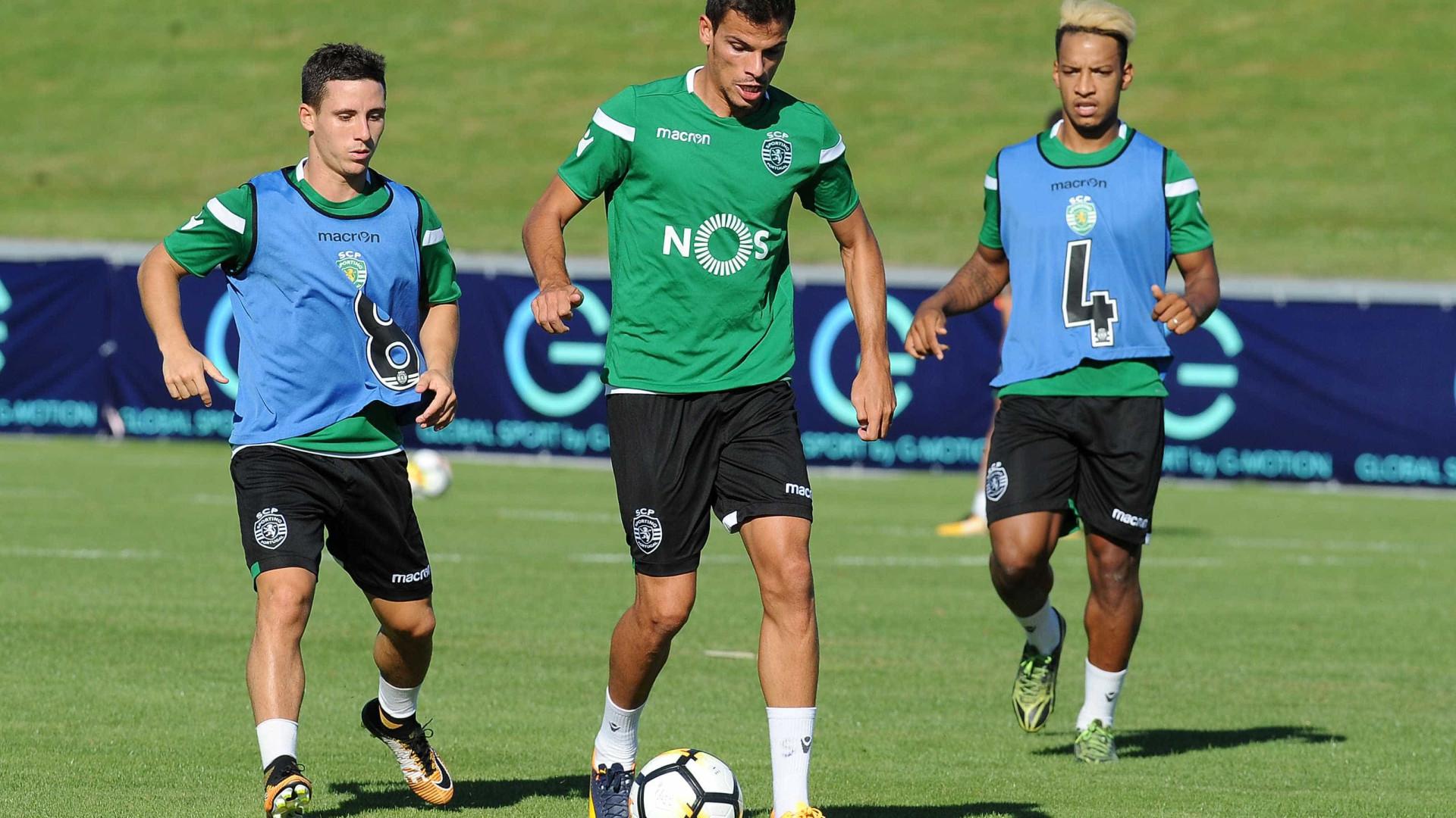 Sporting: André Geraldes muito perto de ser cedido ao Belenenses