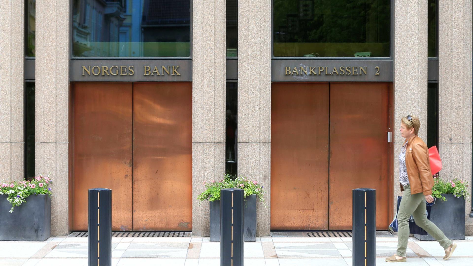Norges Bank reforça participação no BCP para 2,08%