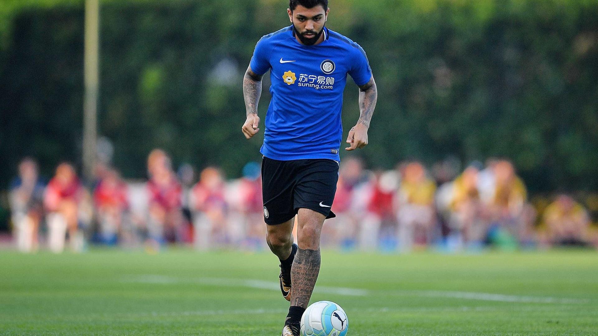 Wagner Ribeiro revela interesse de Gabigol em atuar pelo Sporting