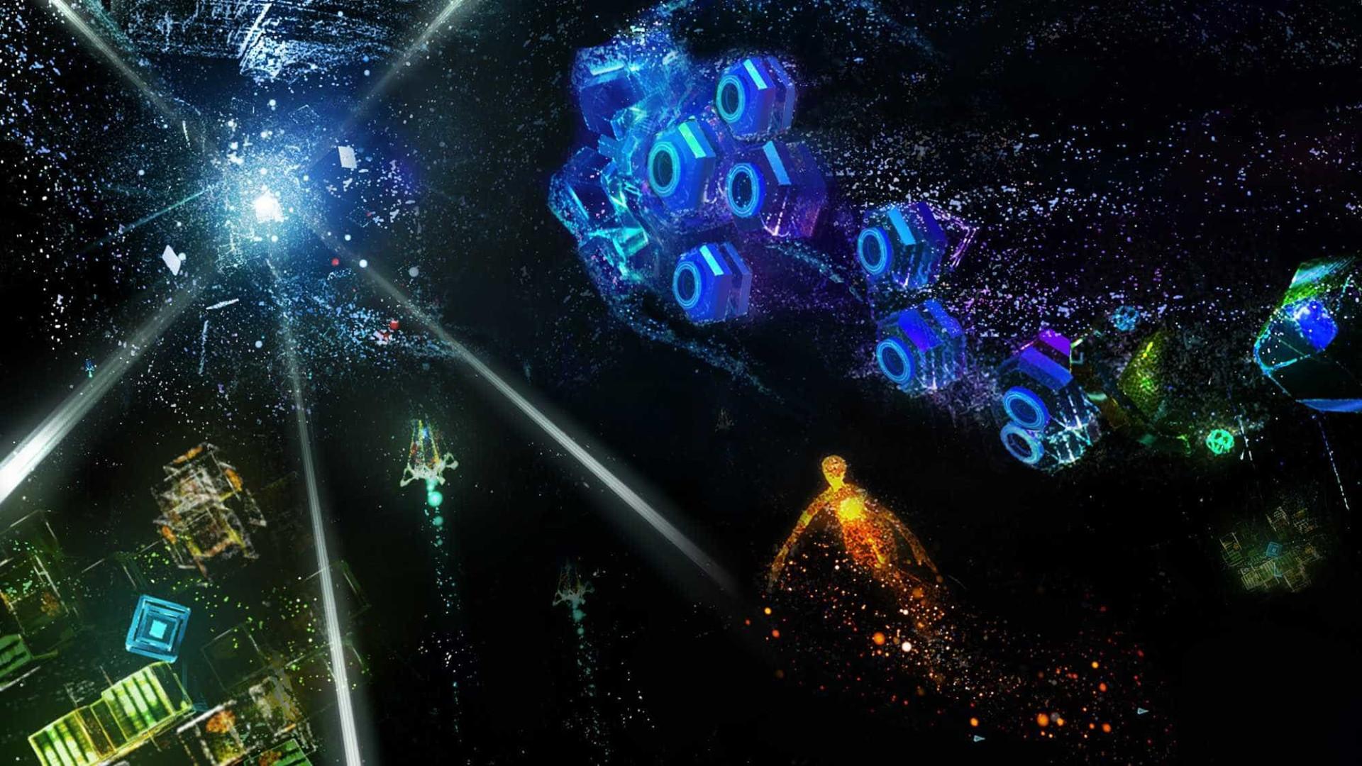 Rez Infinite com lançamento surpresa na Steam e loja Oculus