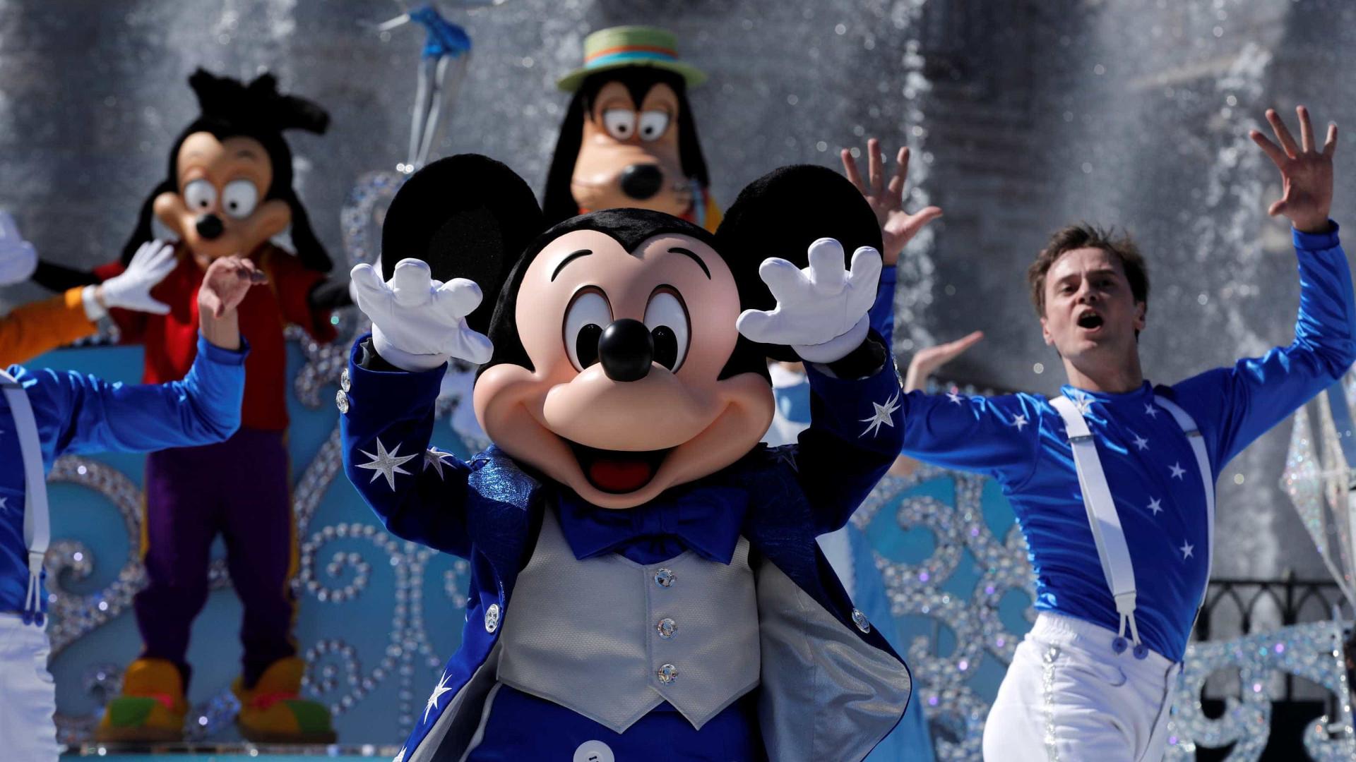 Disney acusada de reunir dados de crianças através de aplicações