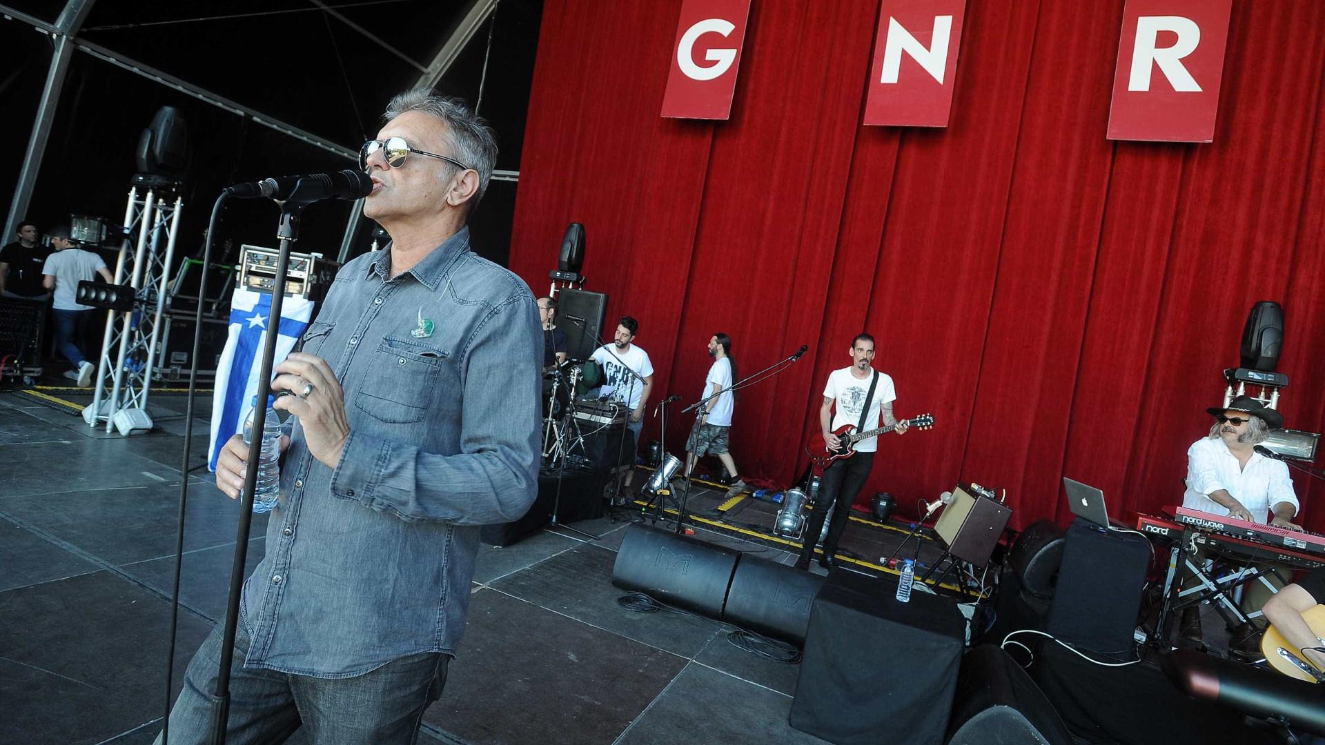 GNR e Blind Zero no Festival Douro Rock que começa hoje na Régua