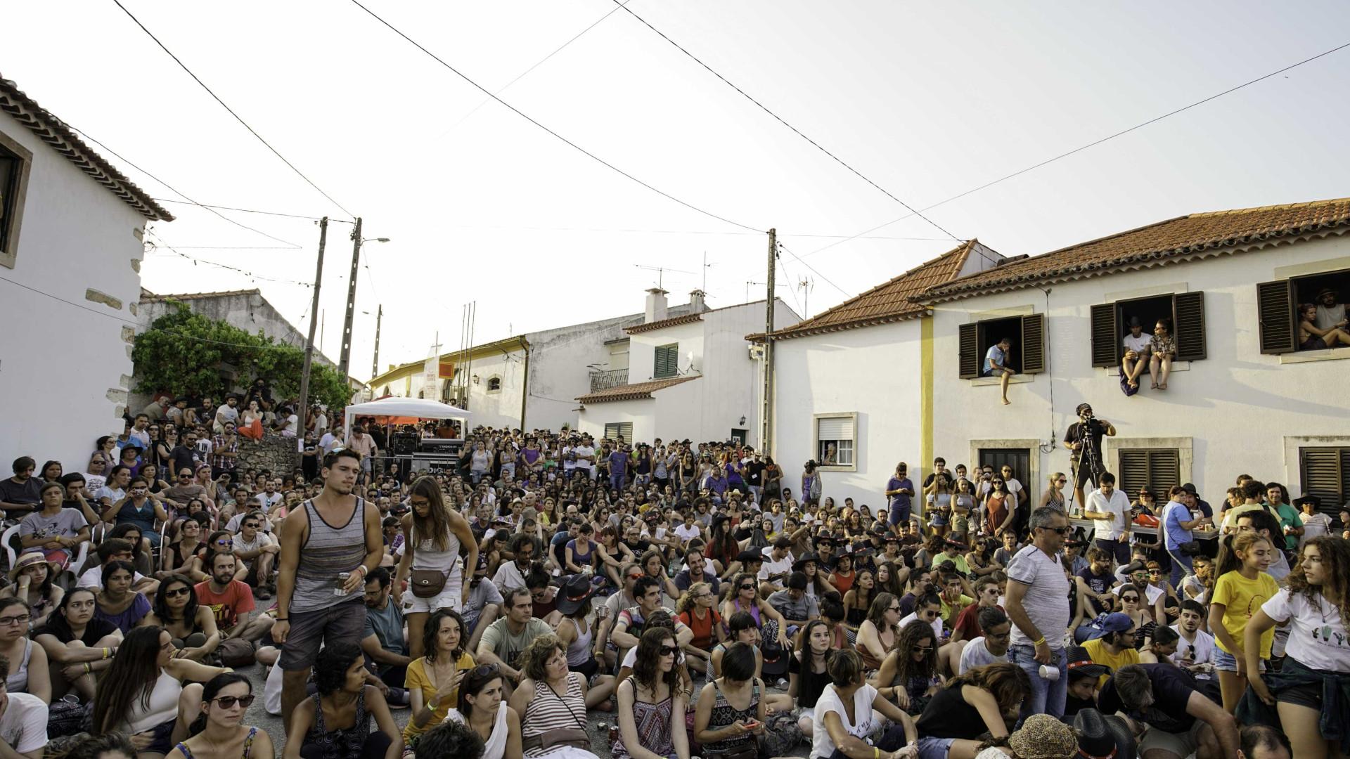 Festival Bons Sons arranca hoje com cartaz centrado na música portuguesa