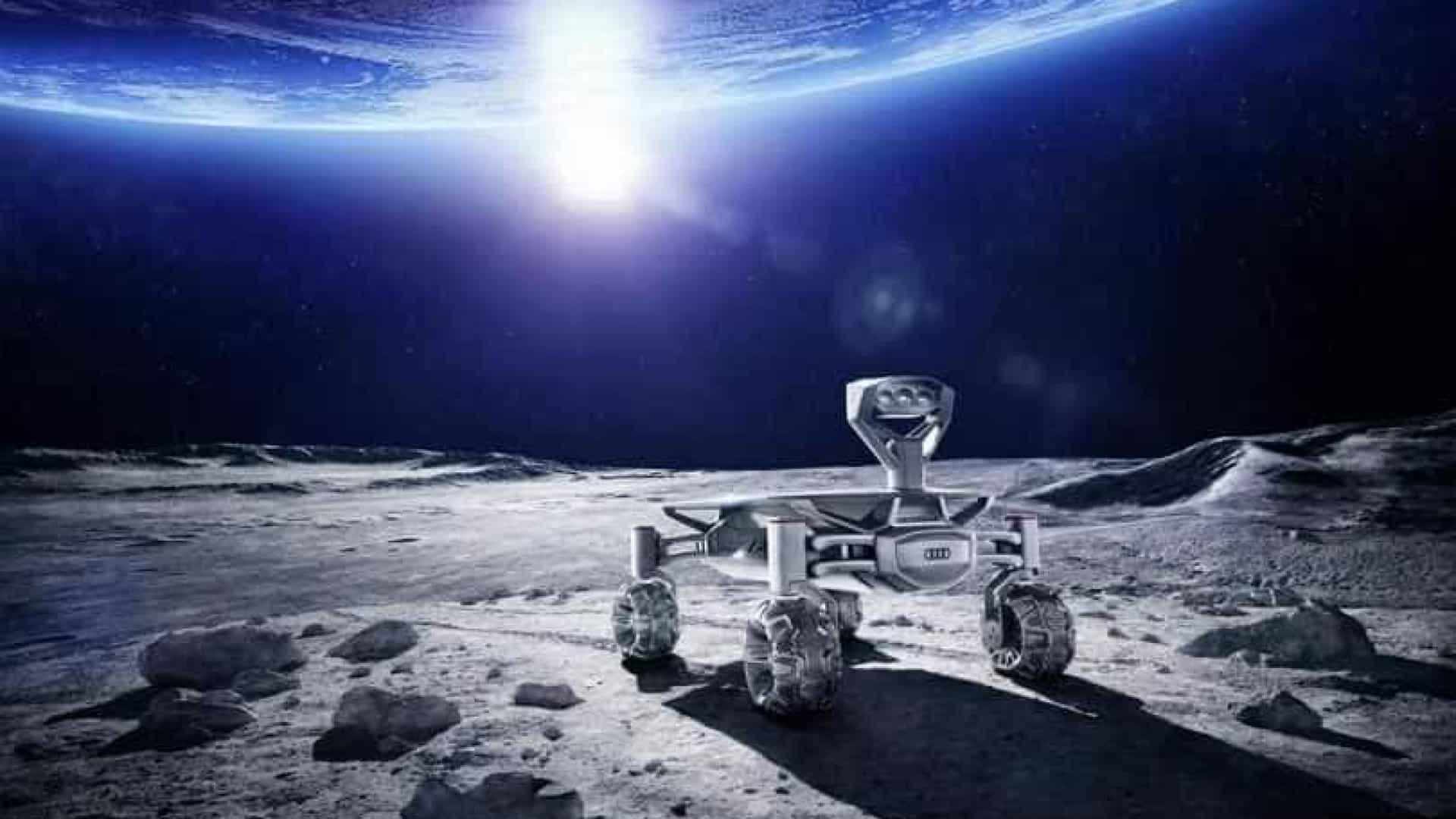 Startup alemã quer construir torre de comunicação na Lua