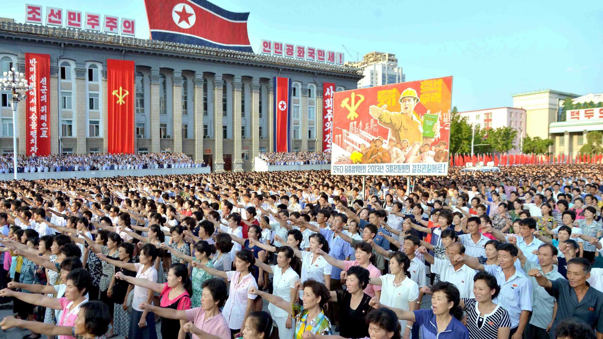 Tensão sem precedentes entre Coreia do Norte e EUA faz temer o pior