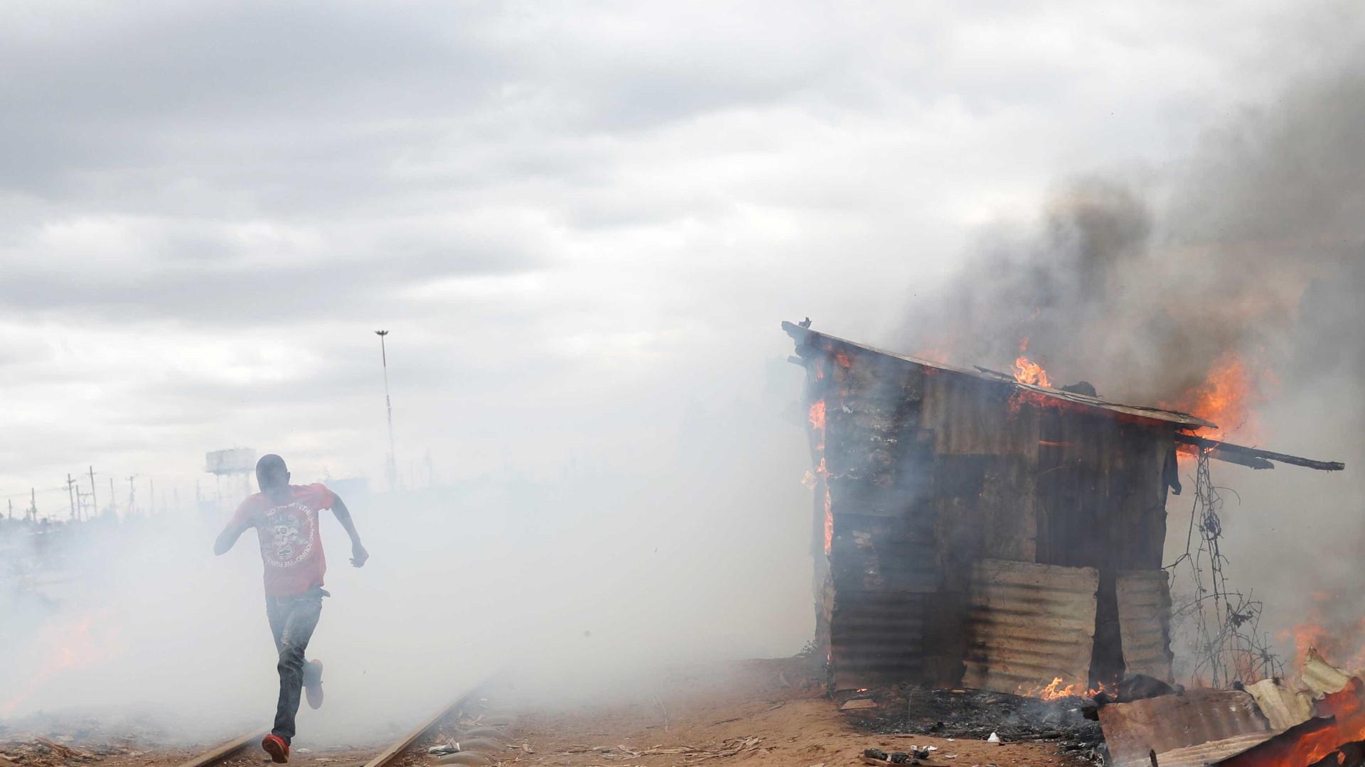 Pelo menos 24 mortos a tiro em protestos no Quénia, diz organização