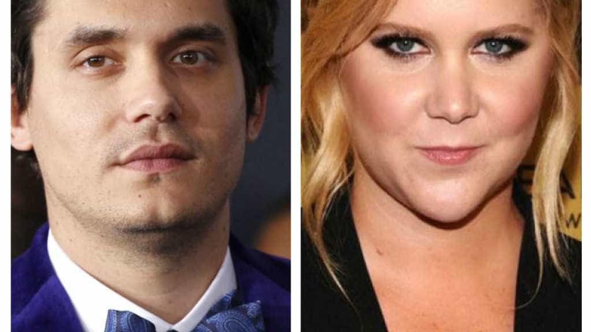 John Mayer e Amy Schumer podem estar a namorar