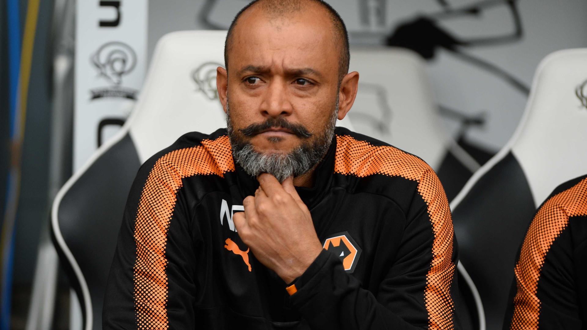 Nuno Espírito Santo quer levar mais um português para o Wolverhampton