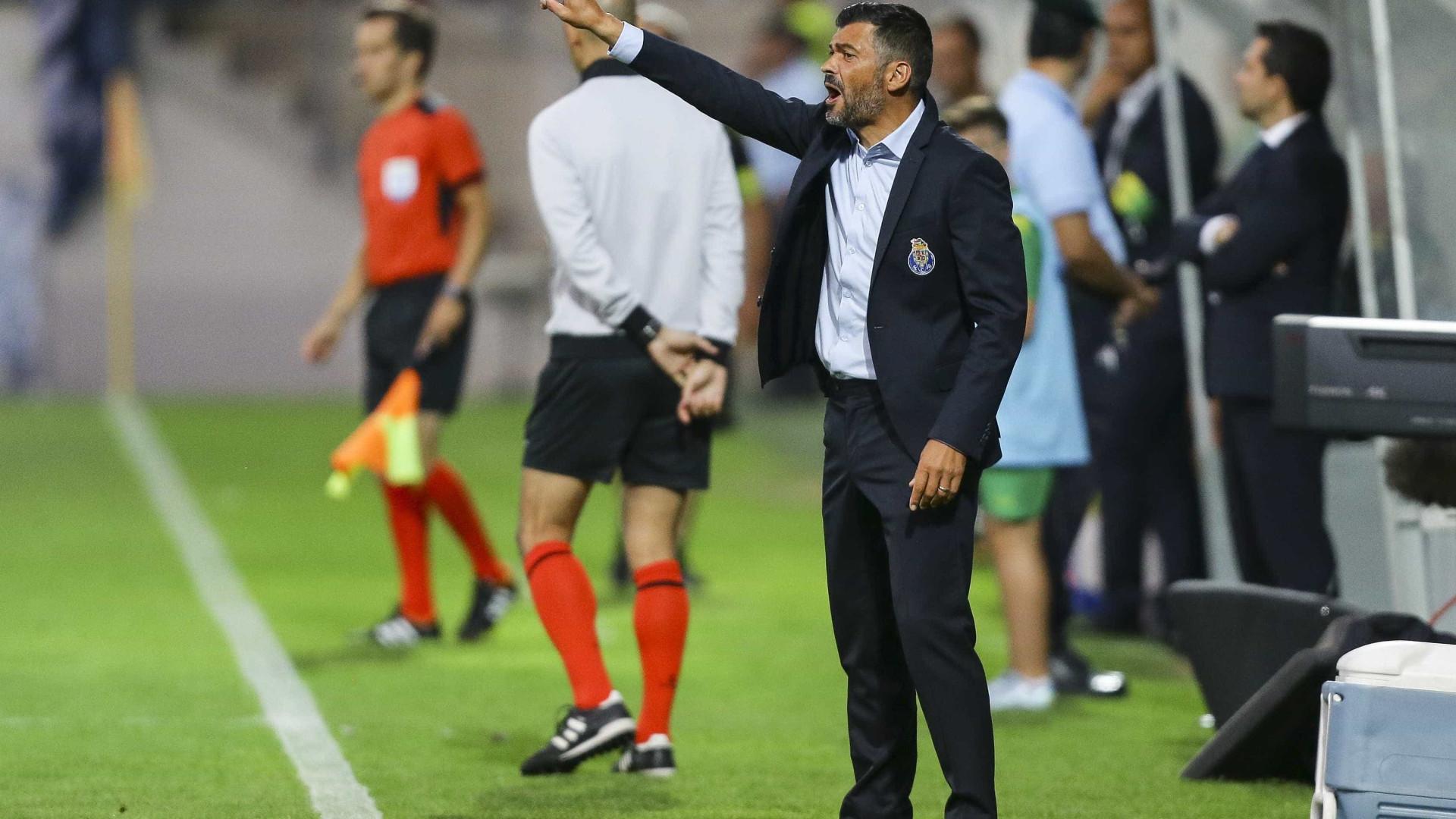 """""""No ano passado, o FC Porto deixou aqui dois pontos. Isto é um bom sinal"""""""
