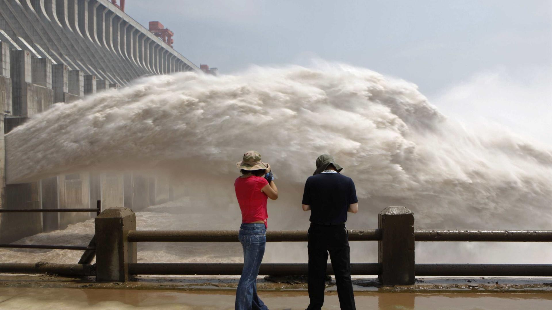 NASA: A maior barragem do mundo está a afetar a rotação da Terra