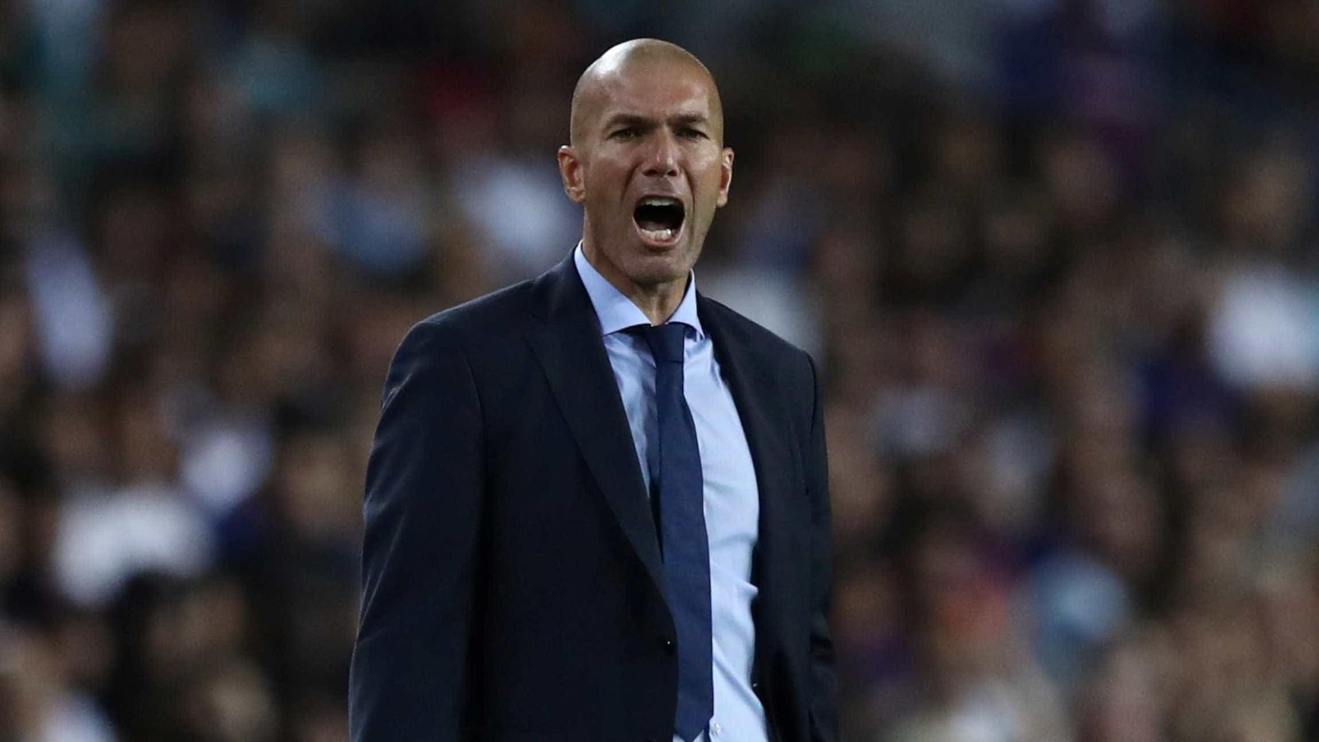 """""""Chateia-me a expulsão do Ronaldo"""""""
