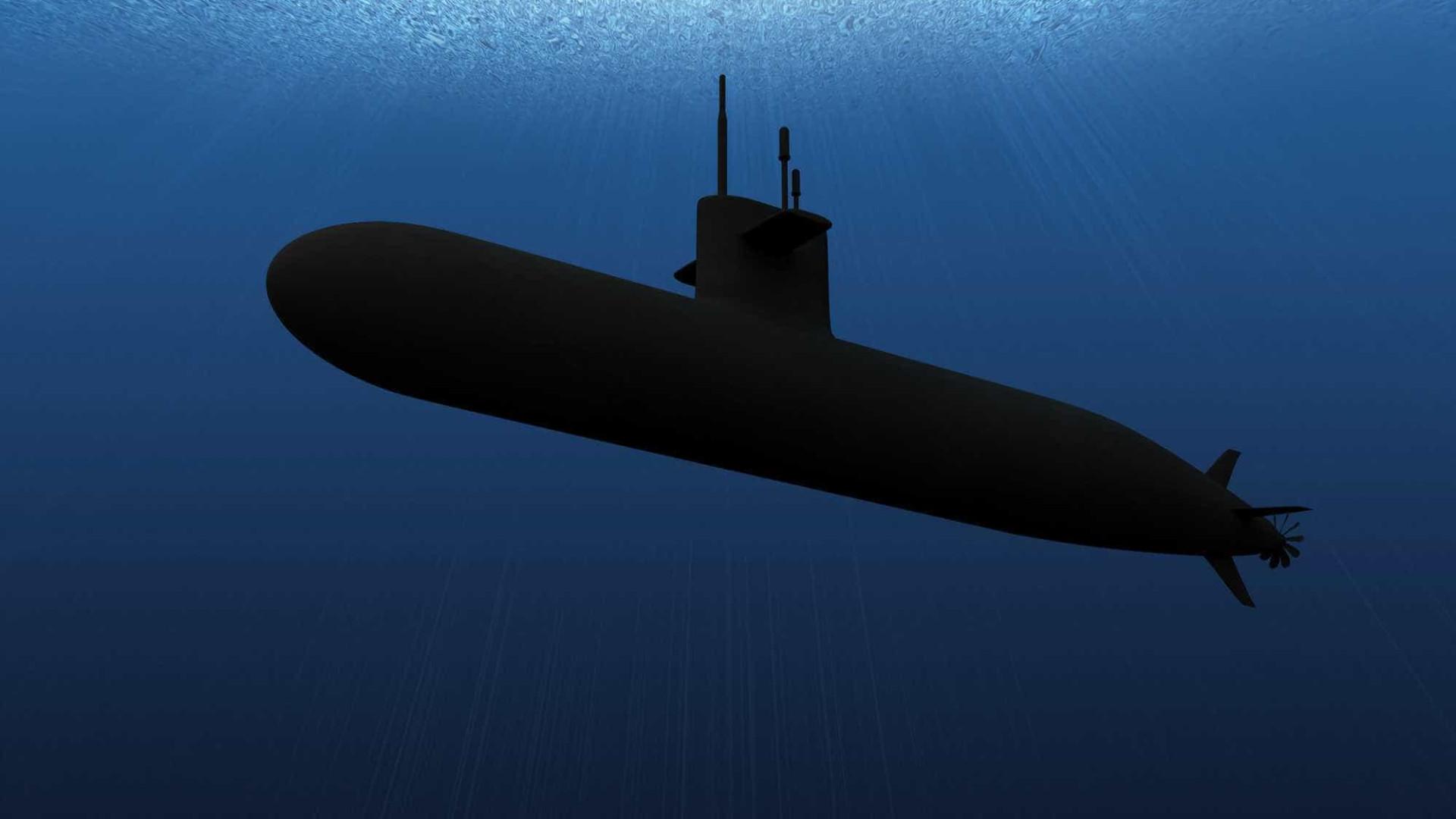 Submarino vazio adensa mistério na Dinamarca