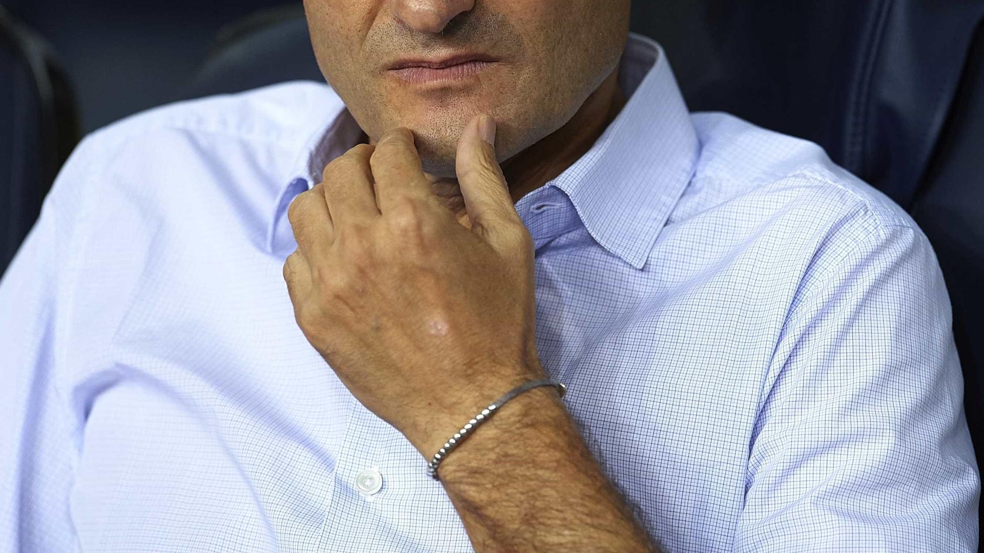 """Valverde e o castigo a CR7: """"A nível de Direito estou bastante frouxo"""""""