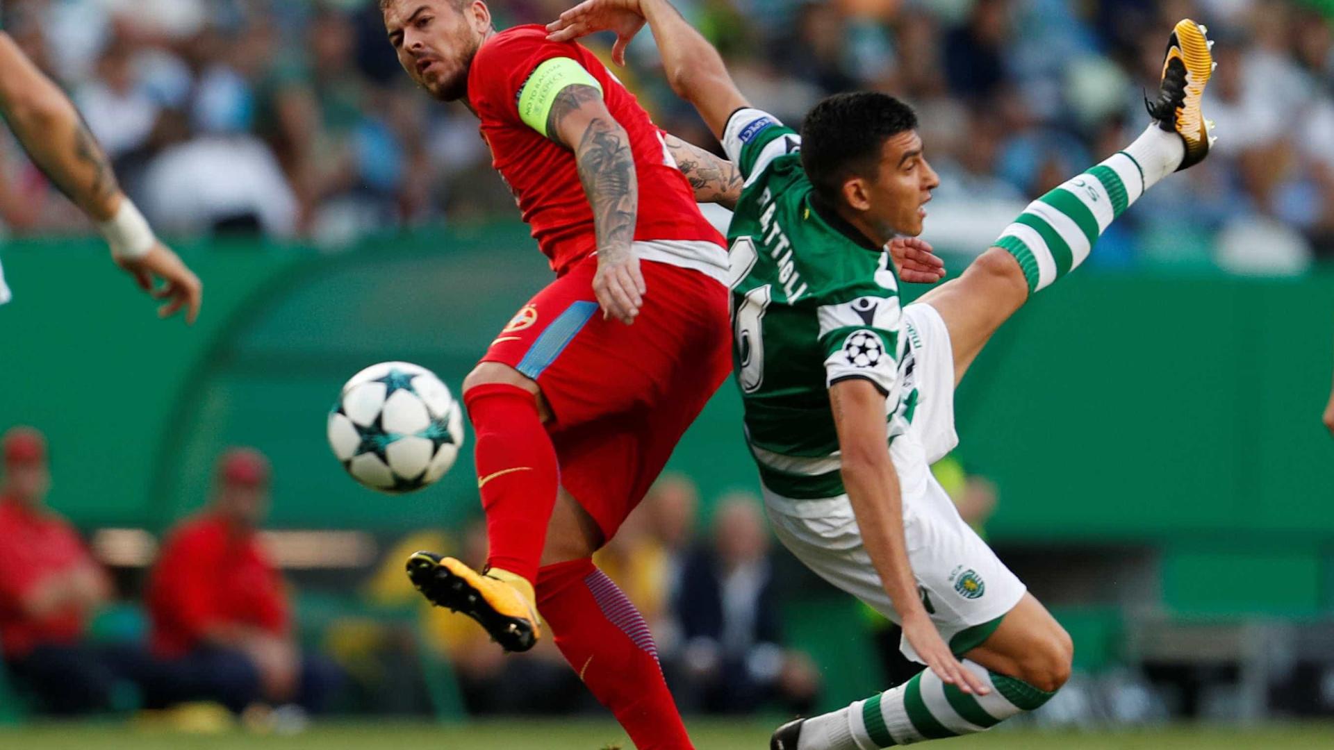 FC Porto: Dragões terão feito proposta por Alibec no Steaua-Sporting
