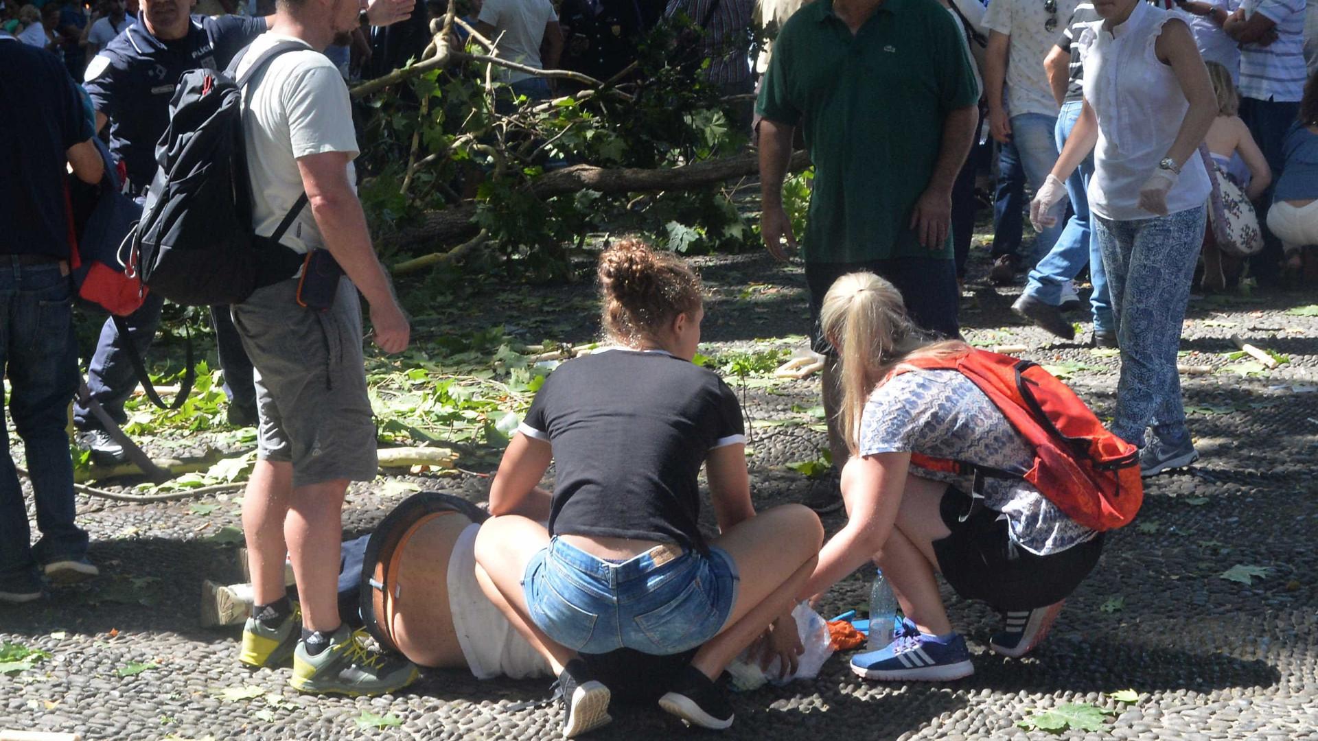 Sete feridos permanecem internados. Vítimas estão todas identificadas