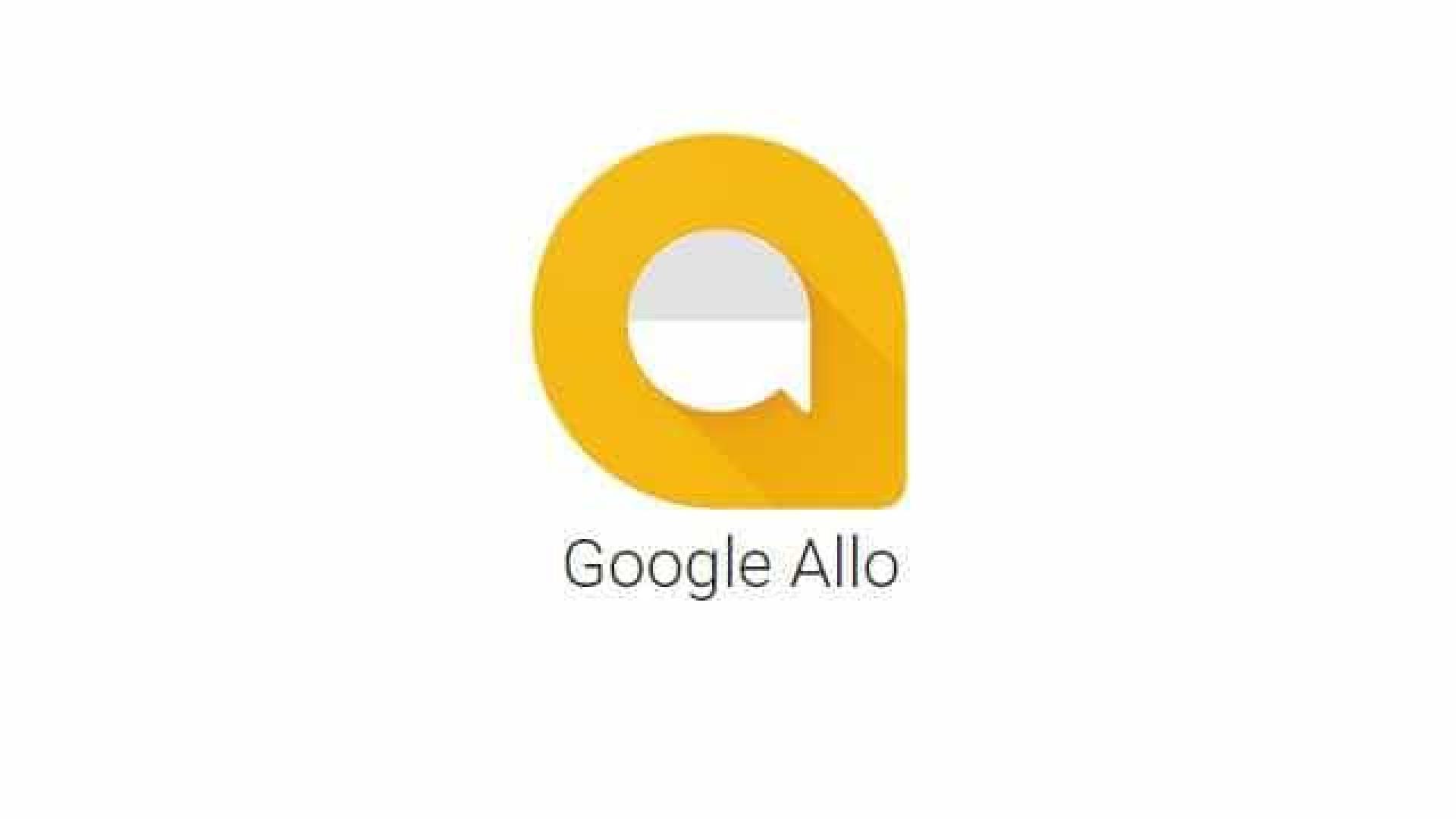 Google Allo também já tem versão web
