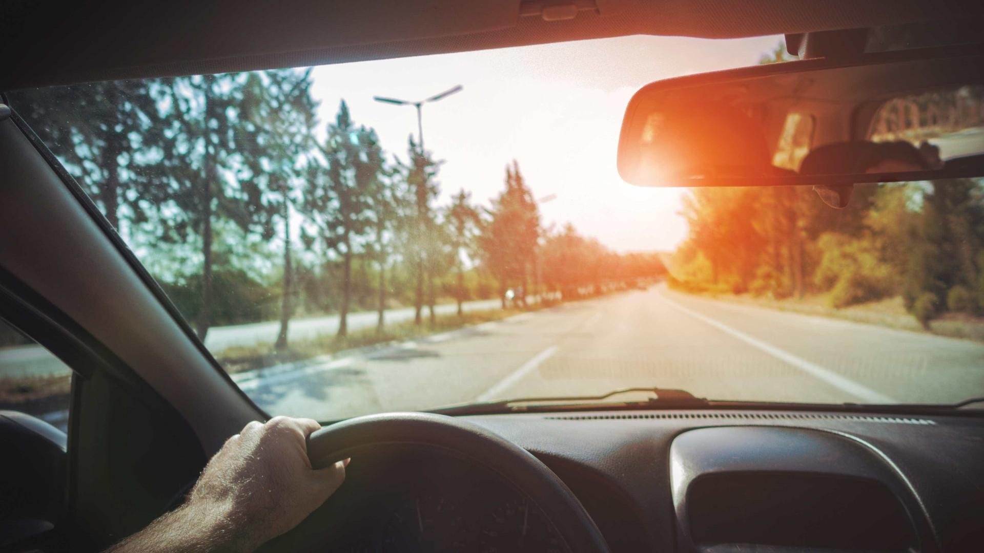 Vai viajar? Siga estes conselhos e evite a fadiga ao volante