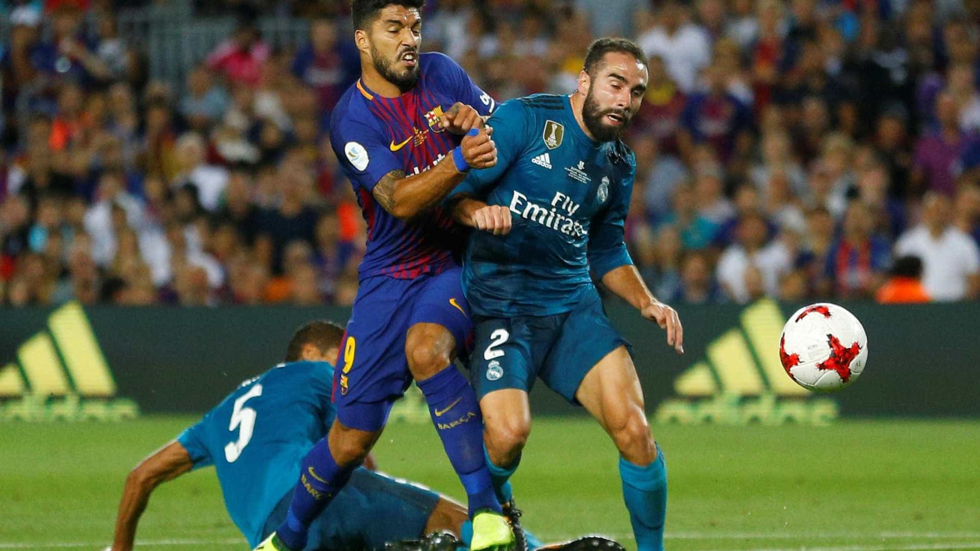 UEFA esclarece horário tardio para o Real Madrid-Barcelona