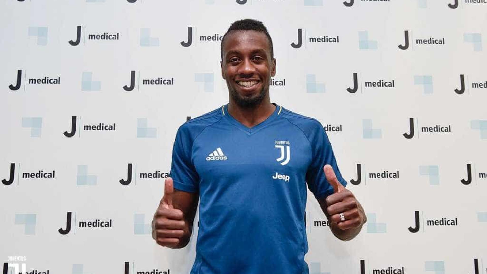 Ex-PSG, o meia Matuidi é anunciado como novo reforço da Juventus