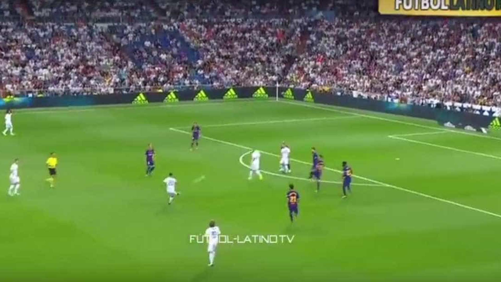 Asensio tomou-lhe o gosto e voltou a marcar um golaço ao Barcelona