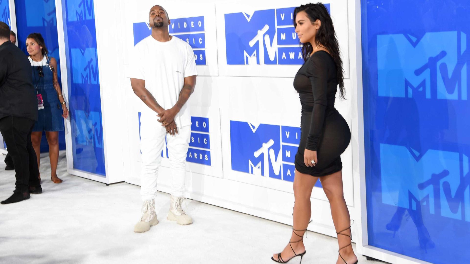 Kim Kardashian confirma que está a tentar engravidar pela terceira vez