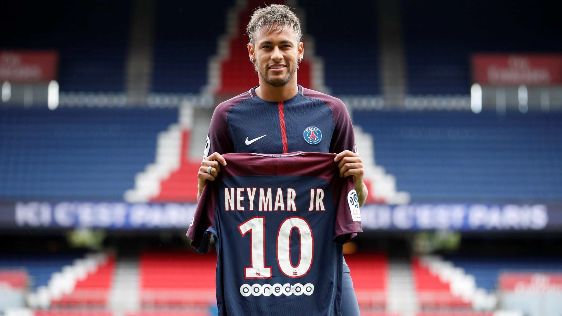 VÍDEO: Cinco coisas sobre Neymar no Parque dos Príncipes
